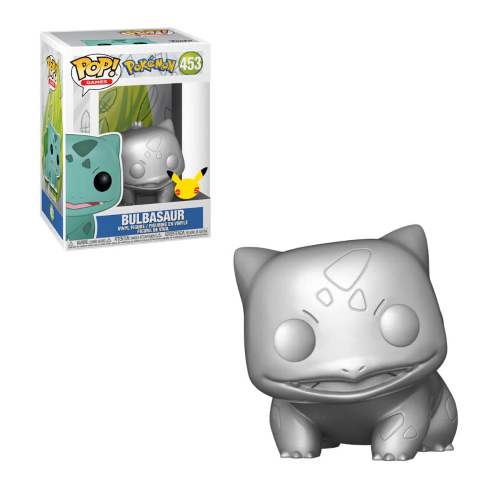 Funko Pop! Games: Pokemon  - Bulbasaur #453