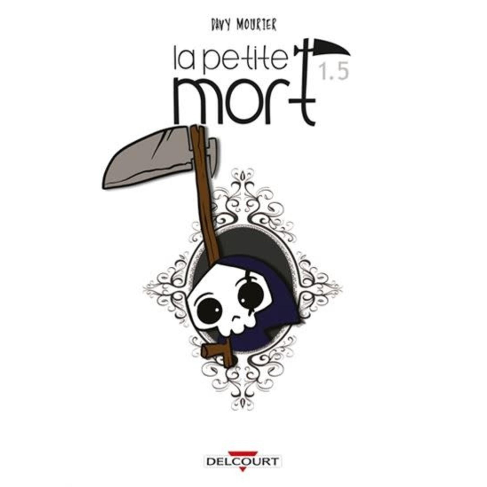 0-Delcourt La Petite Mort T1.5