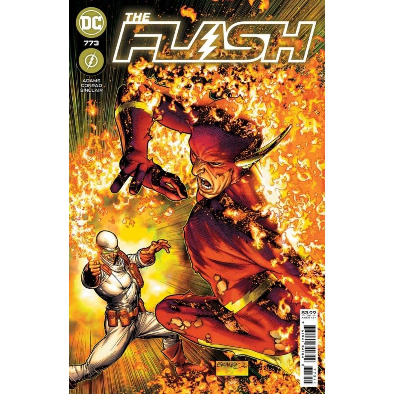 DC Comics The Flash #773