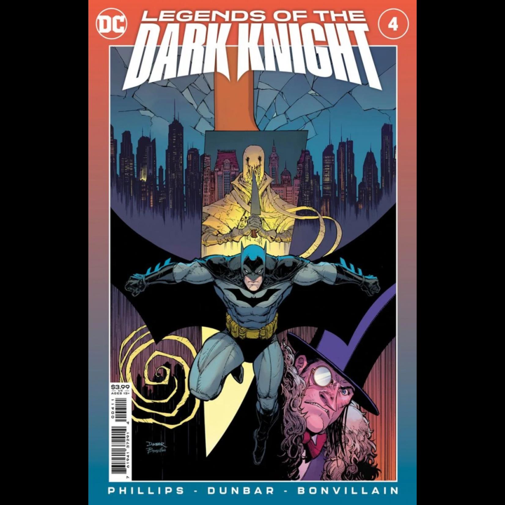DC Comics Legends of the Dark Knight #4