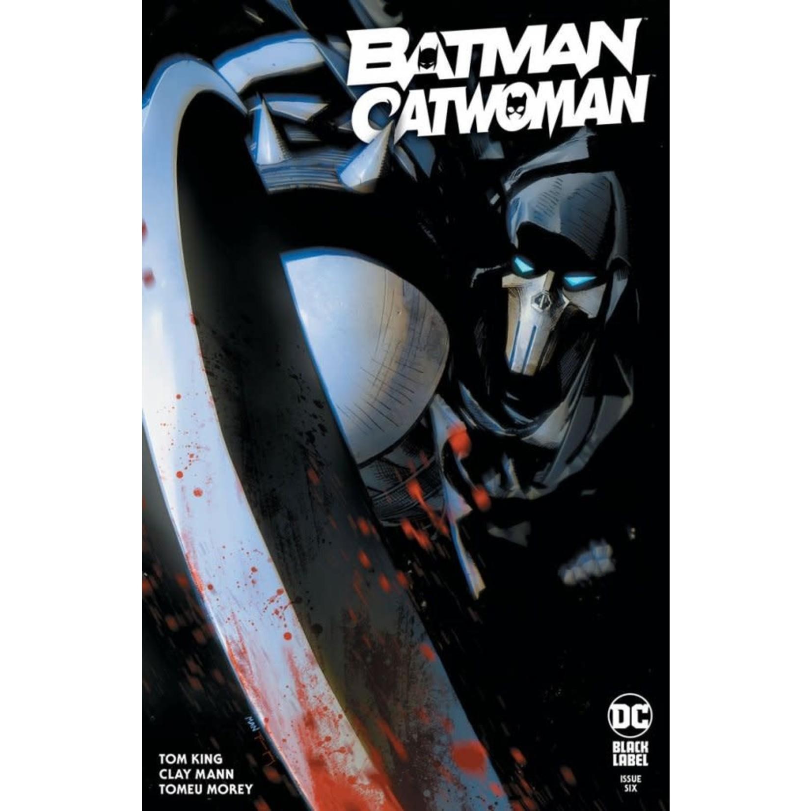 DC Comics Batman / Catwoman #6