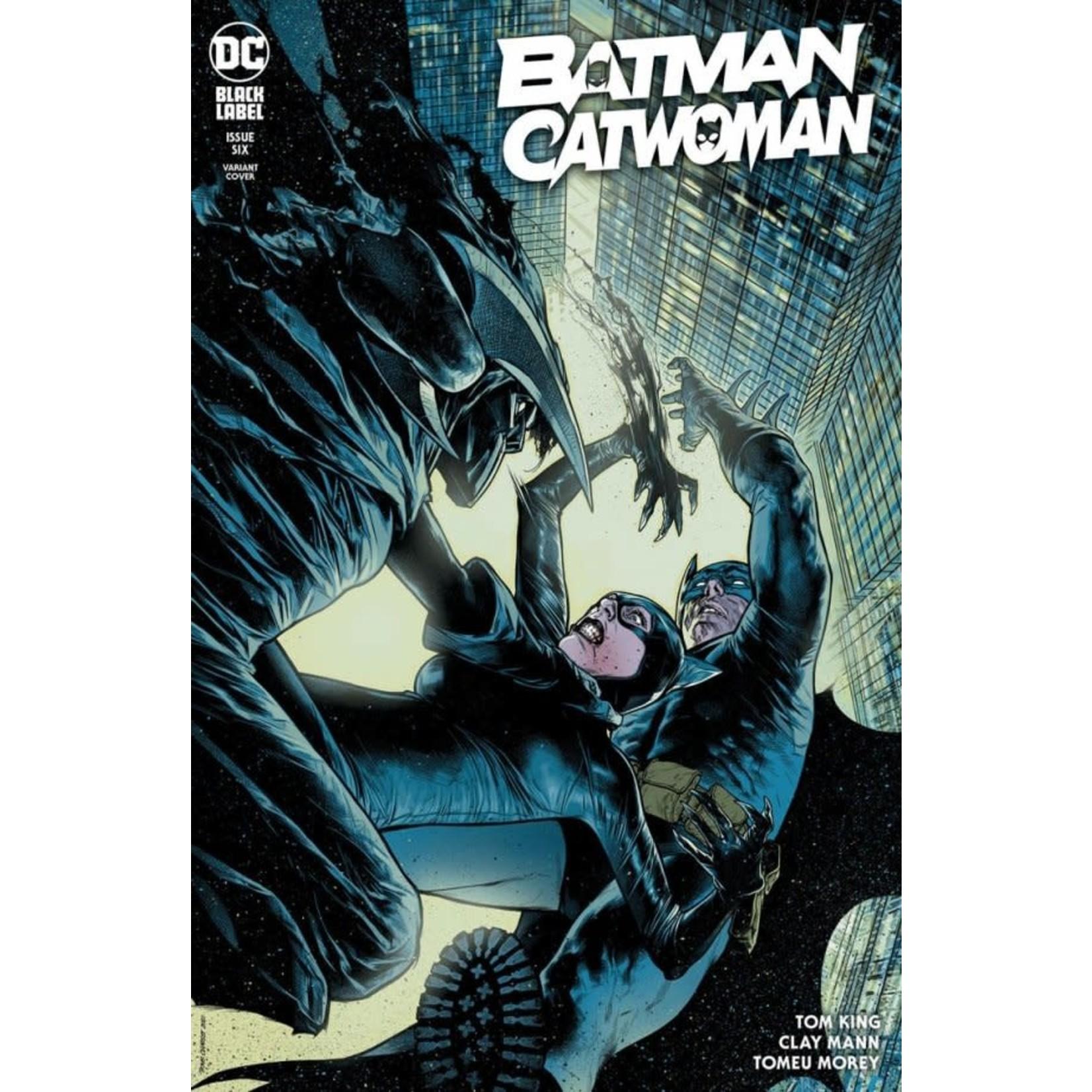 DC Comics Batman / Catwoman #6 Travis Charest Variant Cover