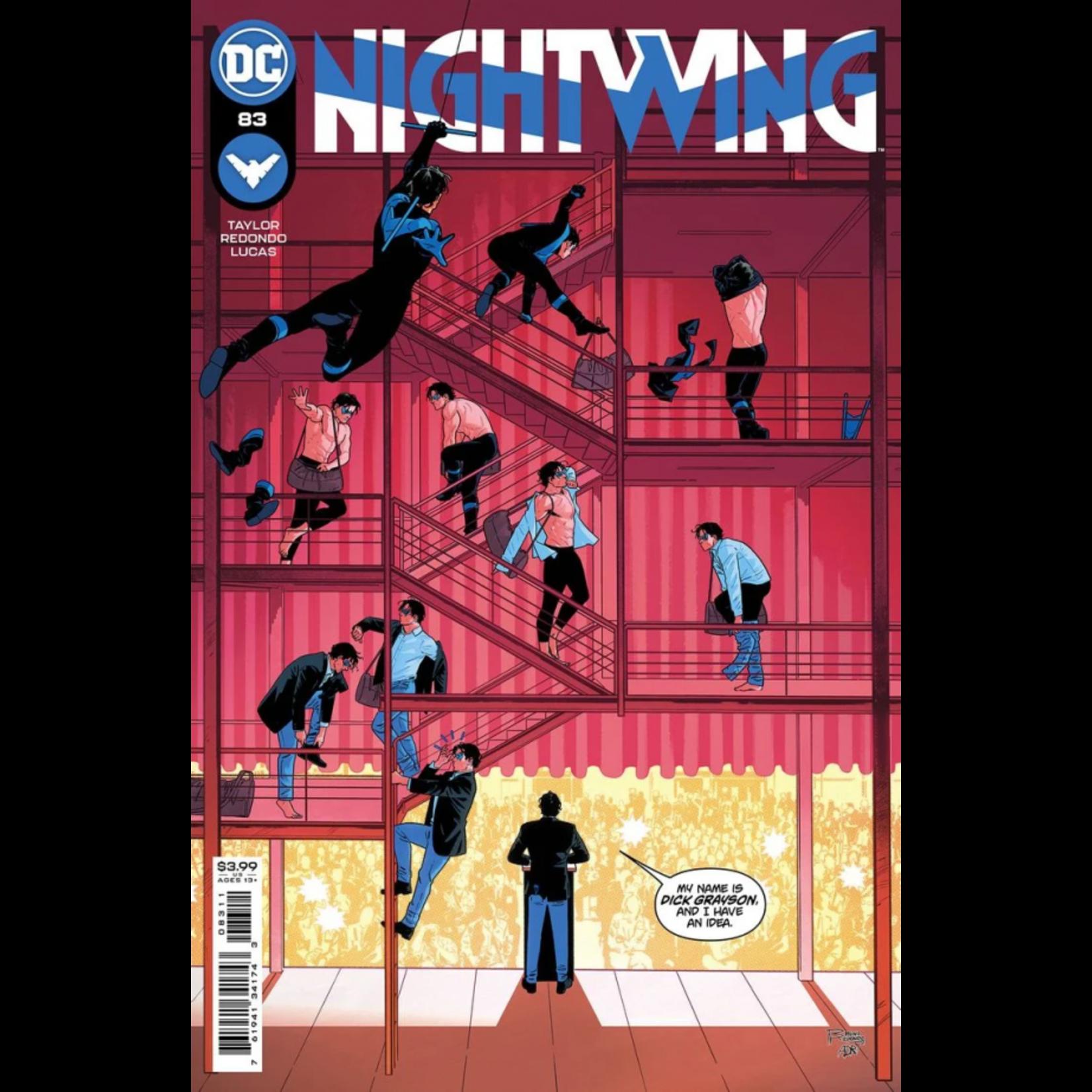 DC Comics Nightwing #83