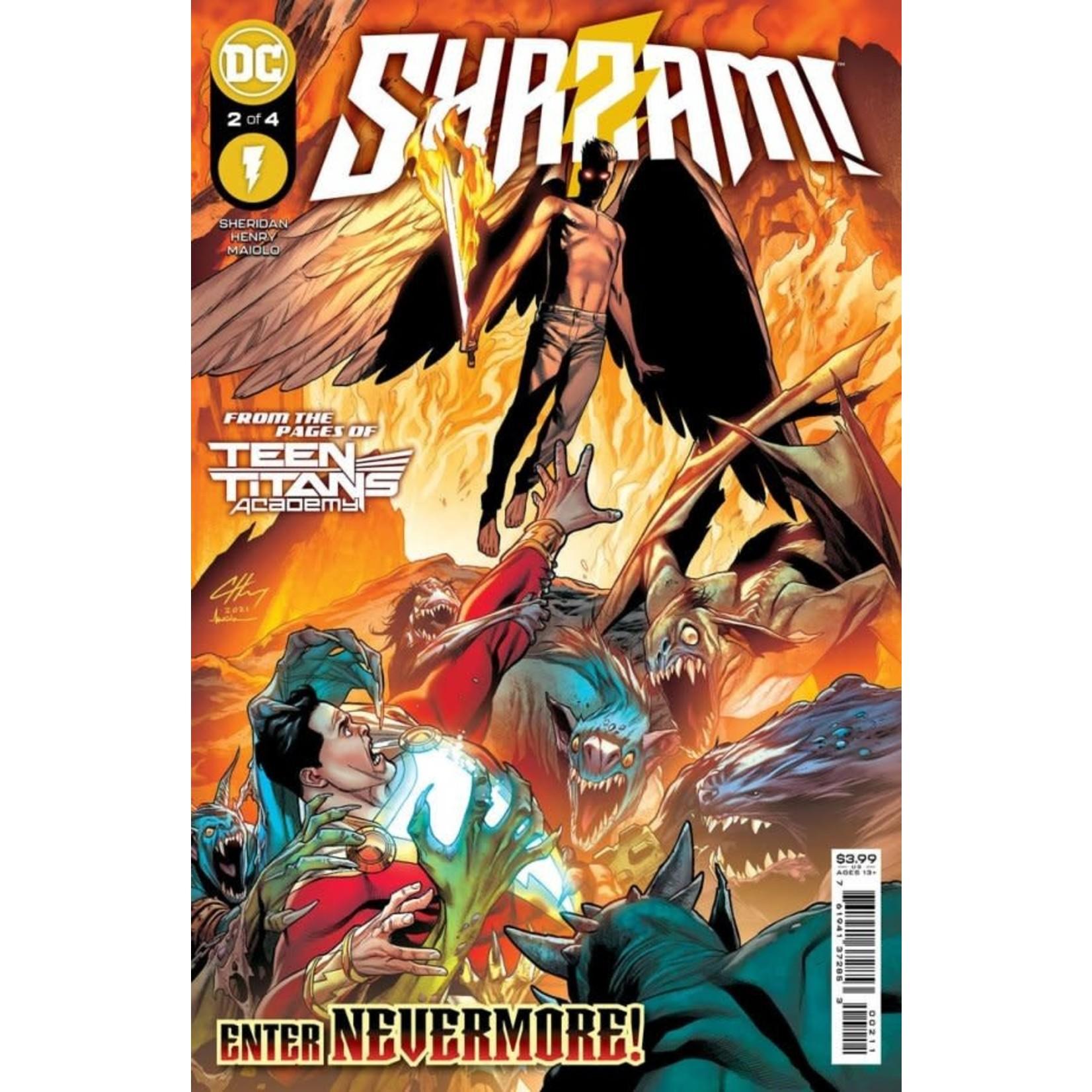 DC Comics Shazam! #2