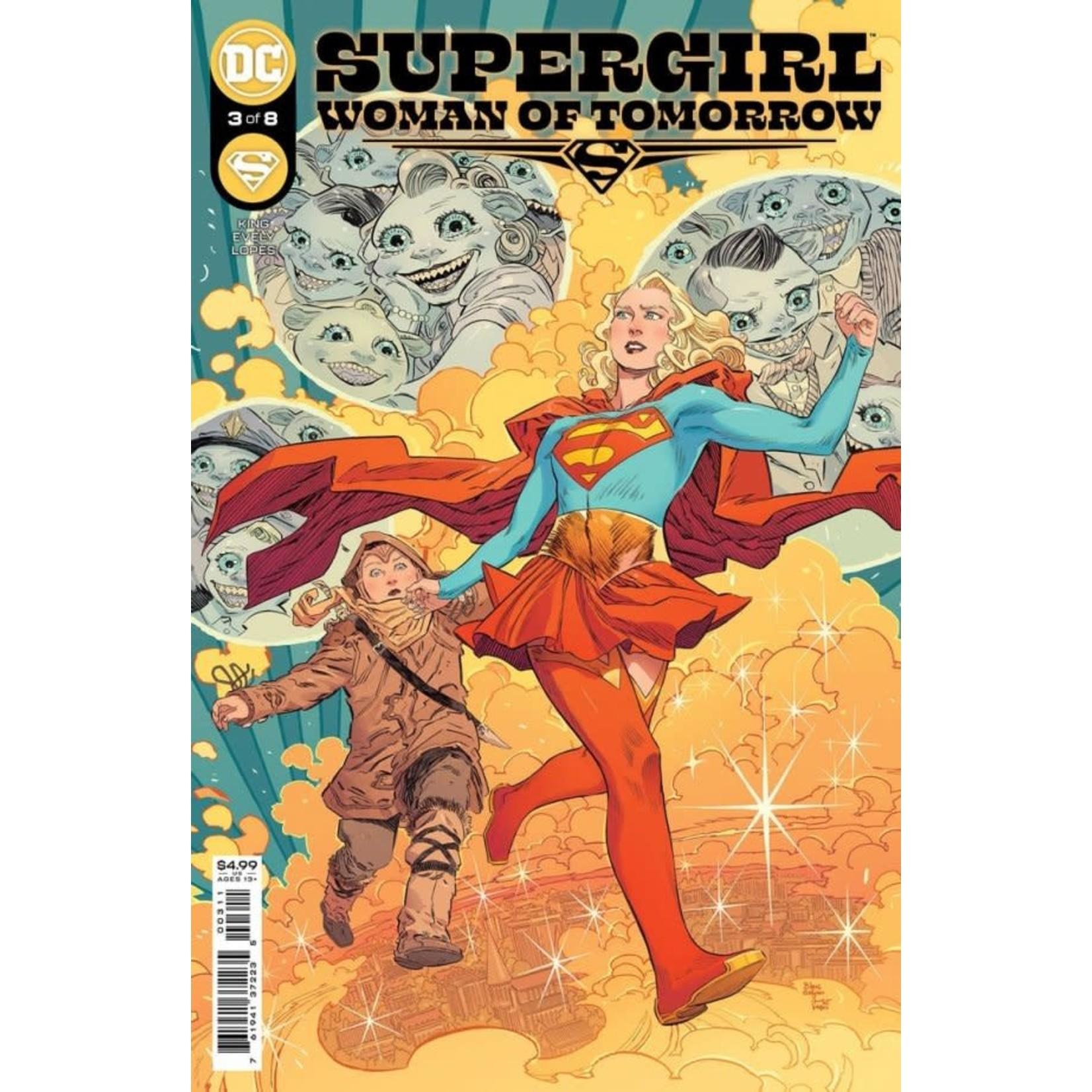 DC Comics Supergirl: Woman of Tomorrow #3