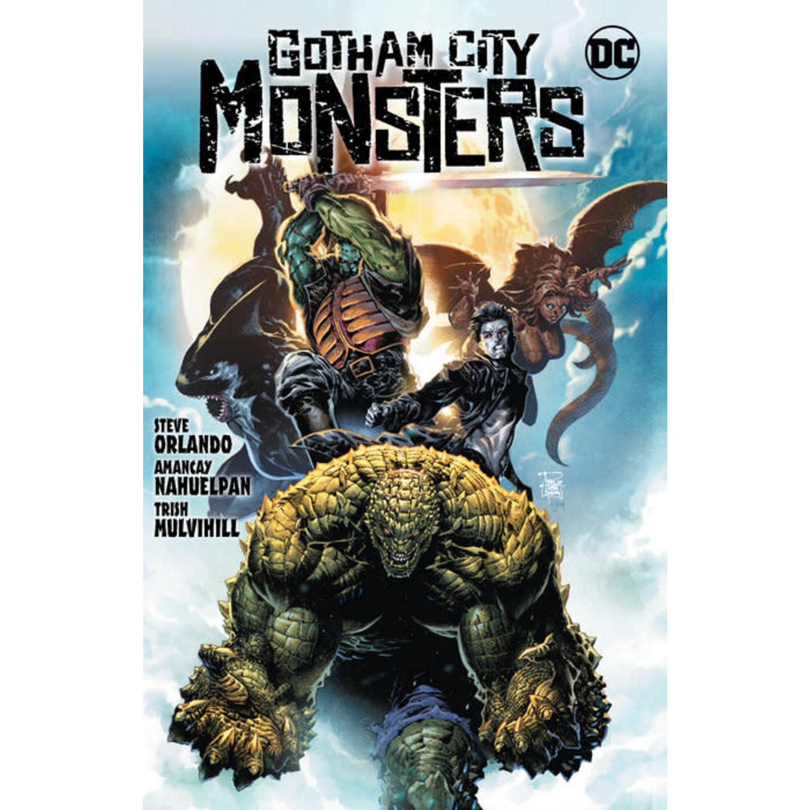 DC Comics Gotham City Monsters