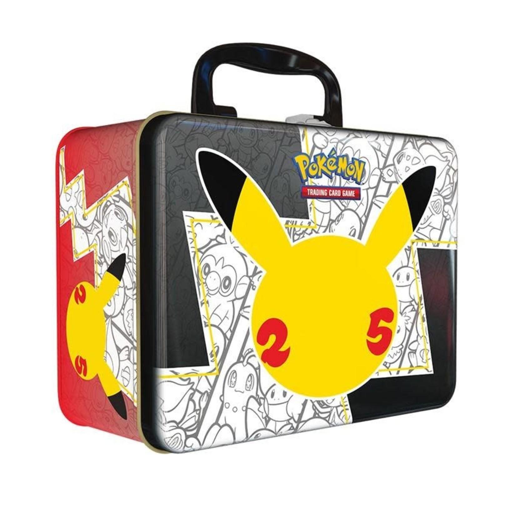 The Pokemon Company [Preorder] POKEMON CELEBRATIONS COLLECTOR CHEST