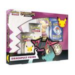 The Pokemon Company [Precommande] POKEMON CELEBRATIONS DRAGAPULT PRIME