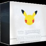 The Pokemon Company [Precommande] POKEMON CELEBRATIONS ELITE TRAINER BOX