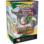The Pokemon Company [Preorder] EVOLVING SKIES BUILD & BATTLE BOX