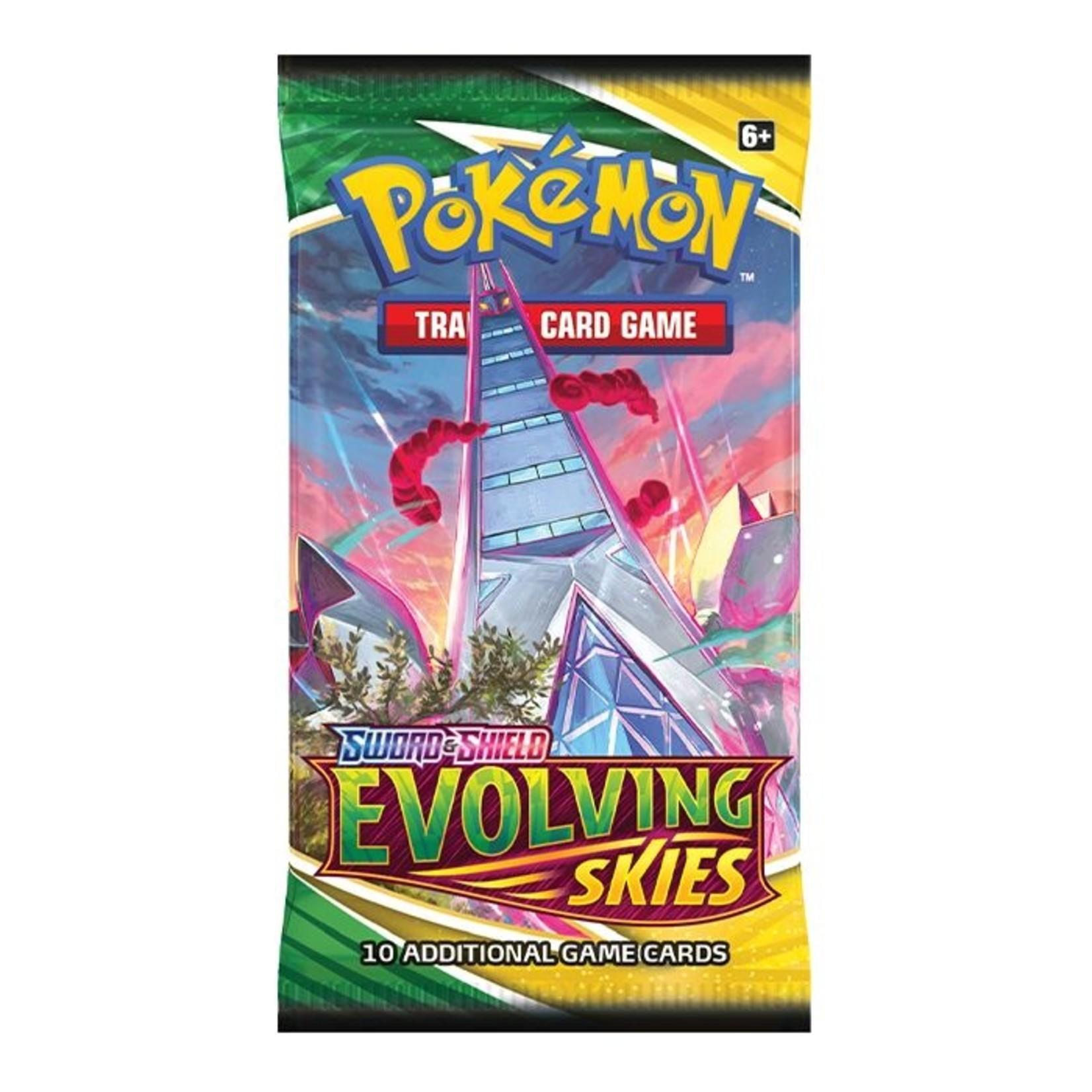 The Pokemon Company EVOLVING SKIES BOOSTER