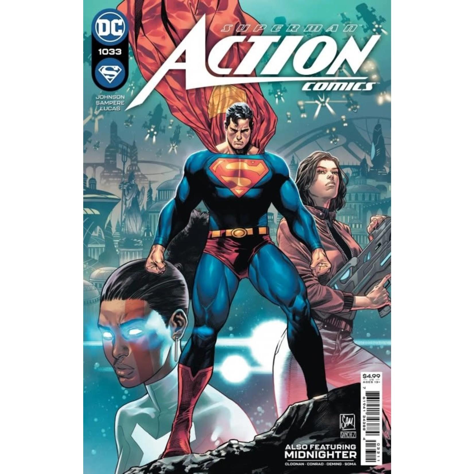 DC Comics Action Comics #1033