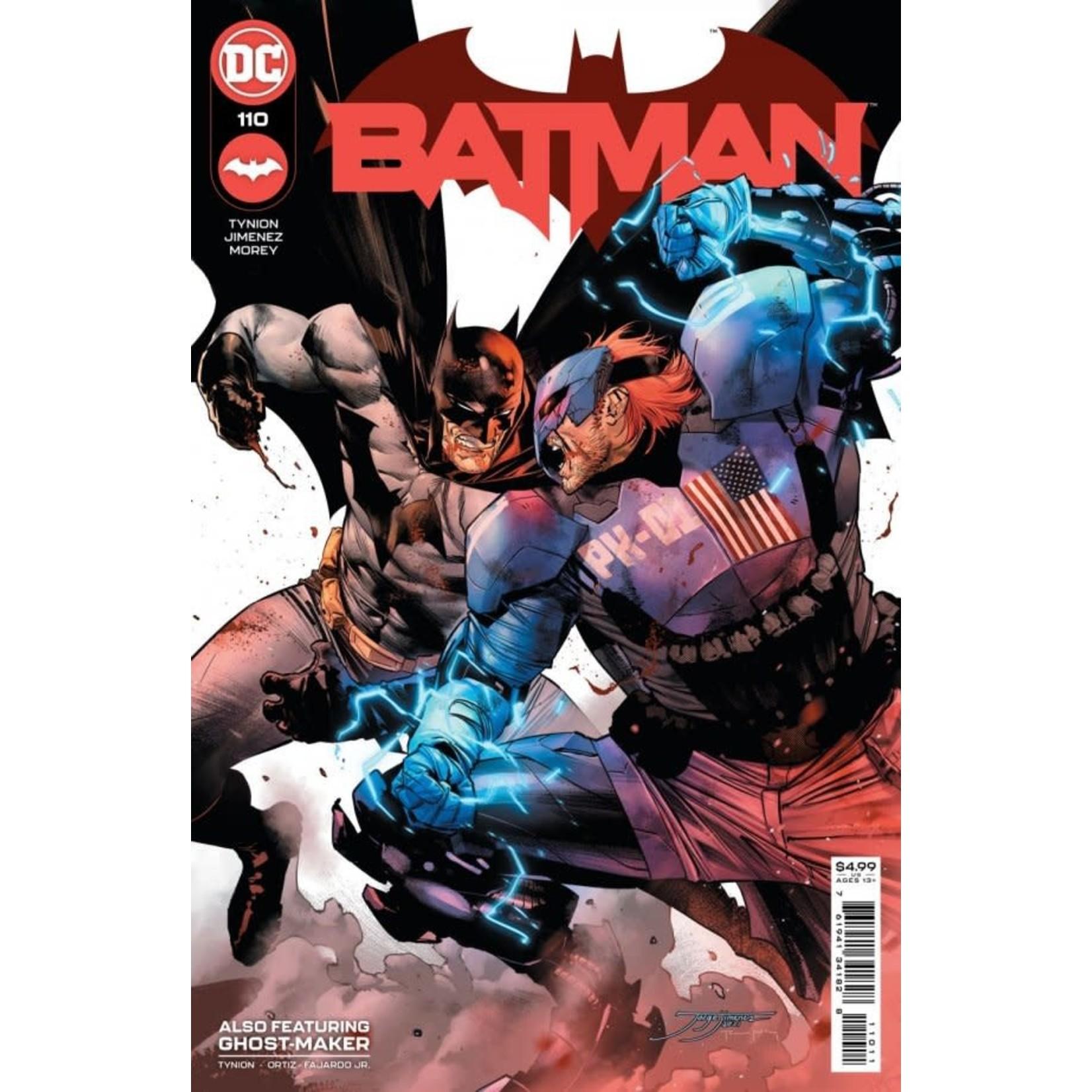 DC Comics Batman #110