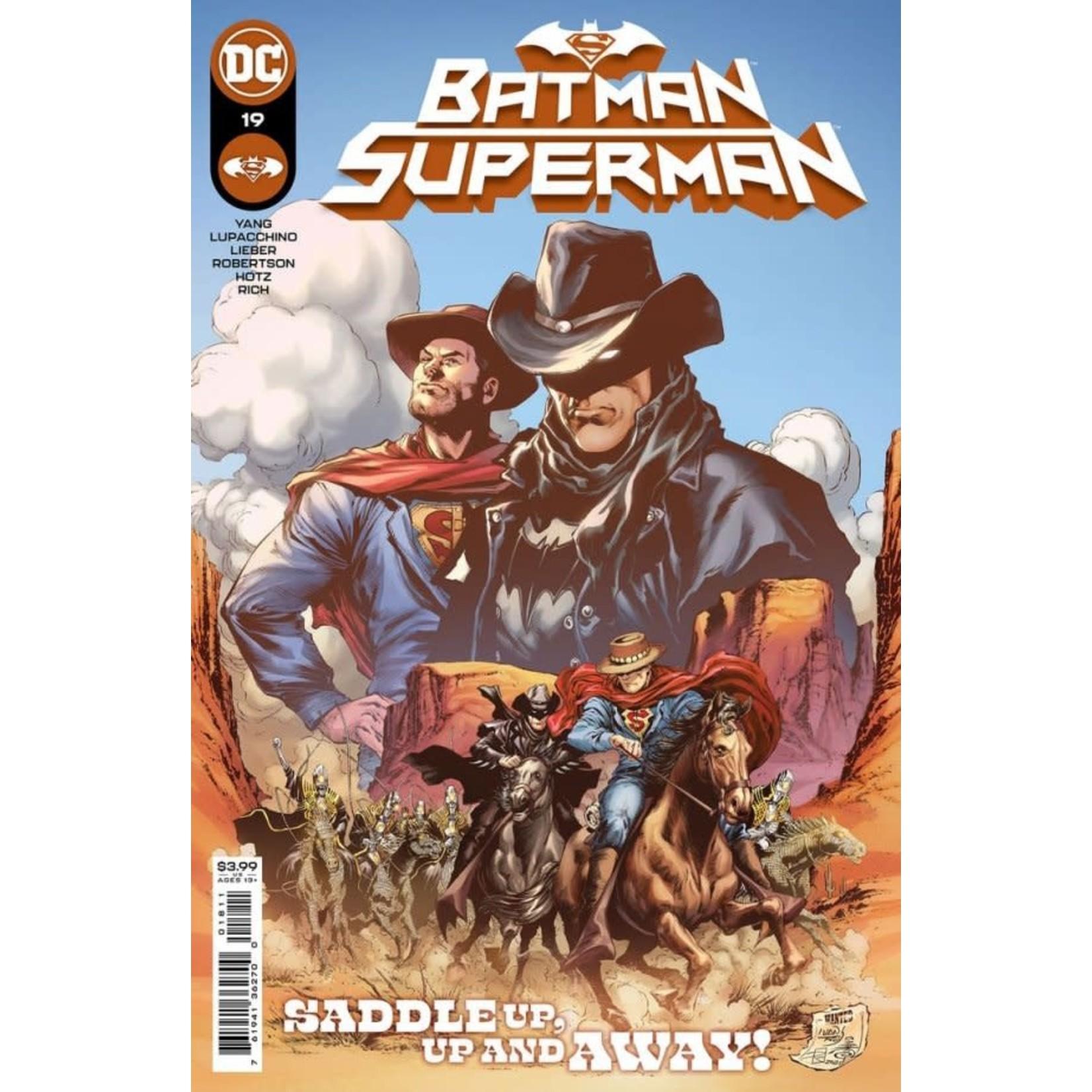 DC Comics Batman / Superman #19