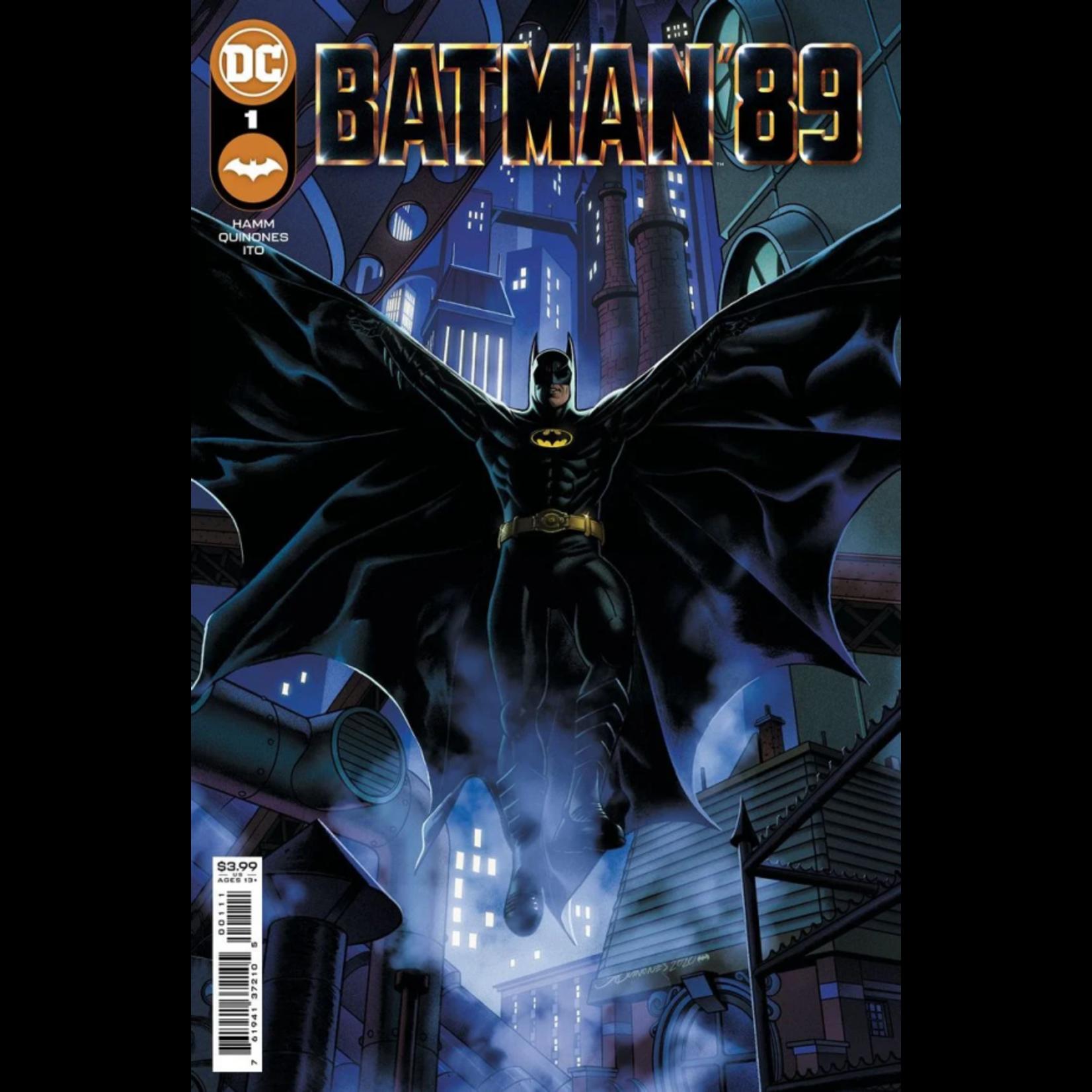 DC Comics Batman 89 #1 Cover A