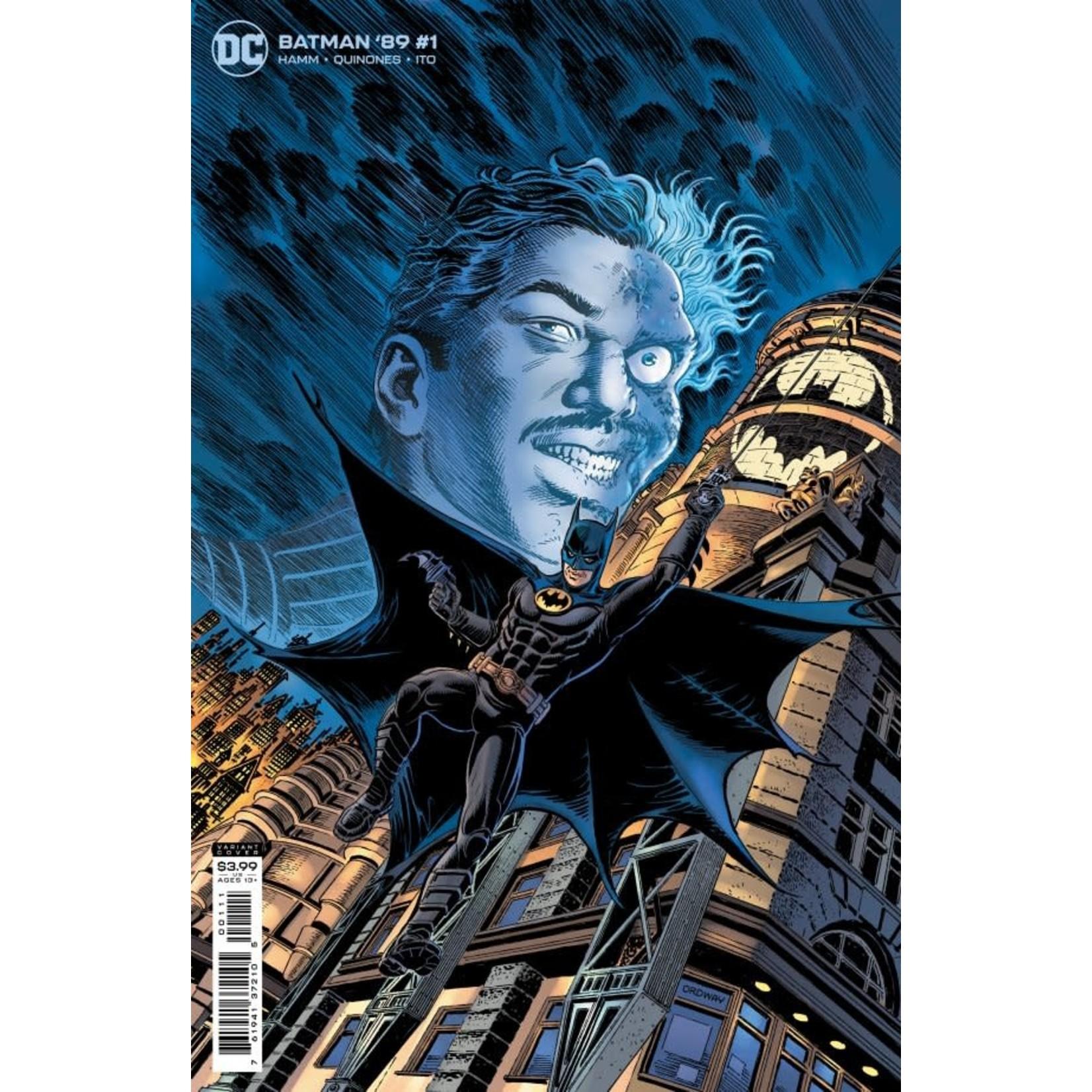 DC Comics Batman 89 #1 Cover B Ordway