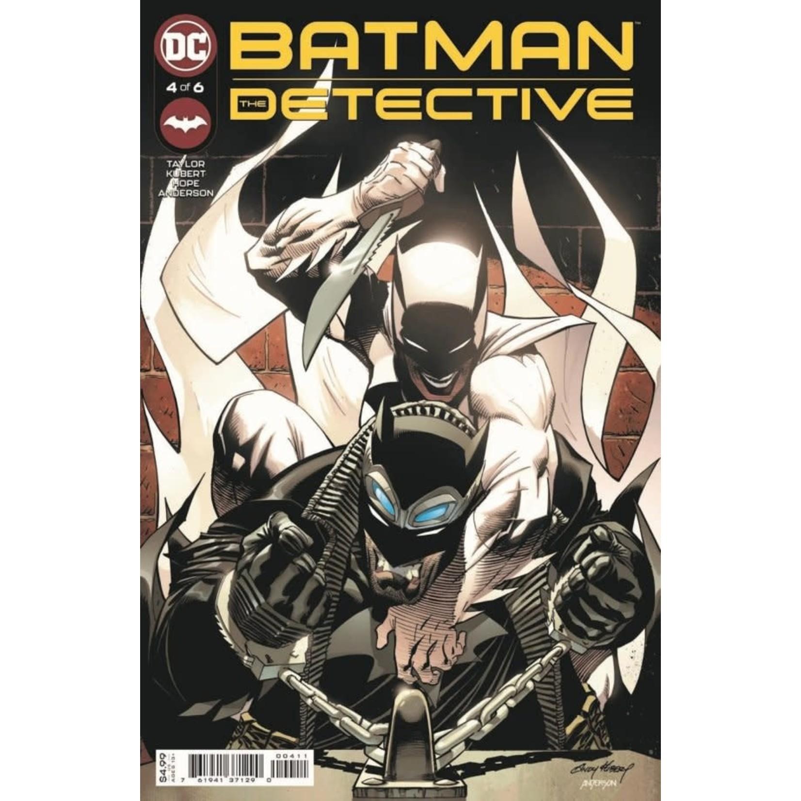 DC Comics Batman : The detective #4 of 6