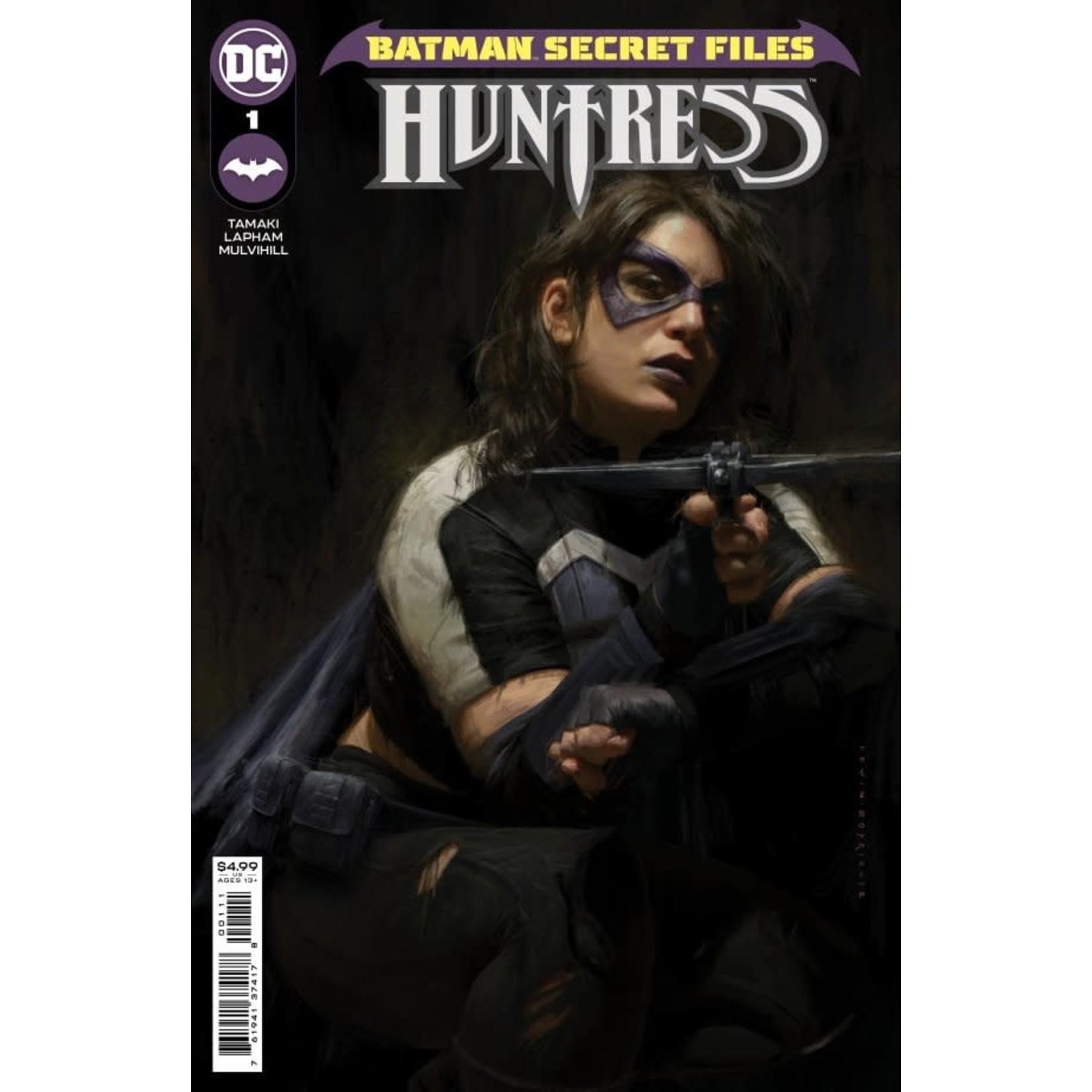 DC Comics Batman Secret Files: Huntress #1