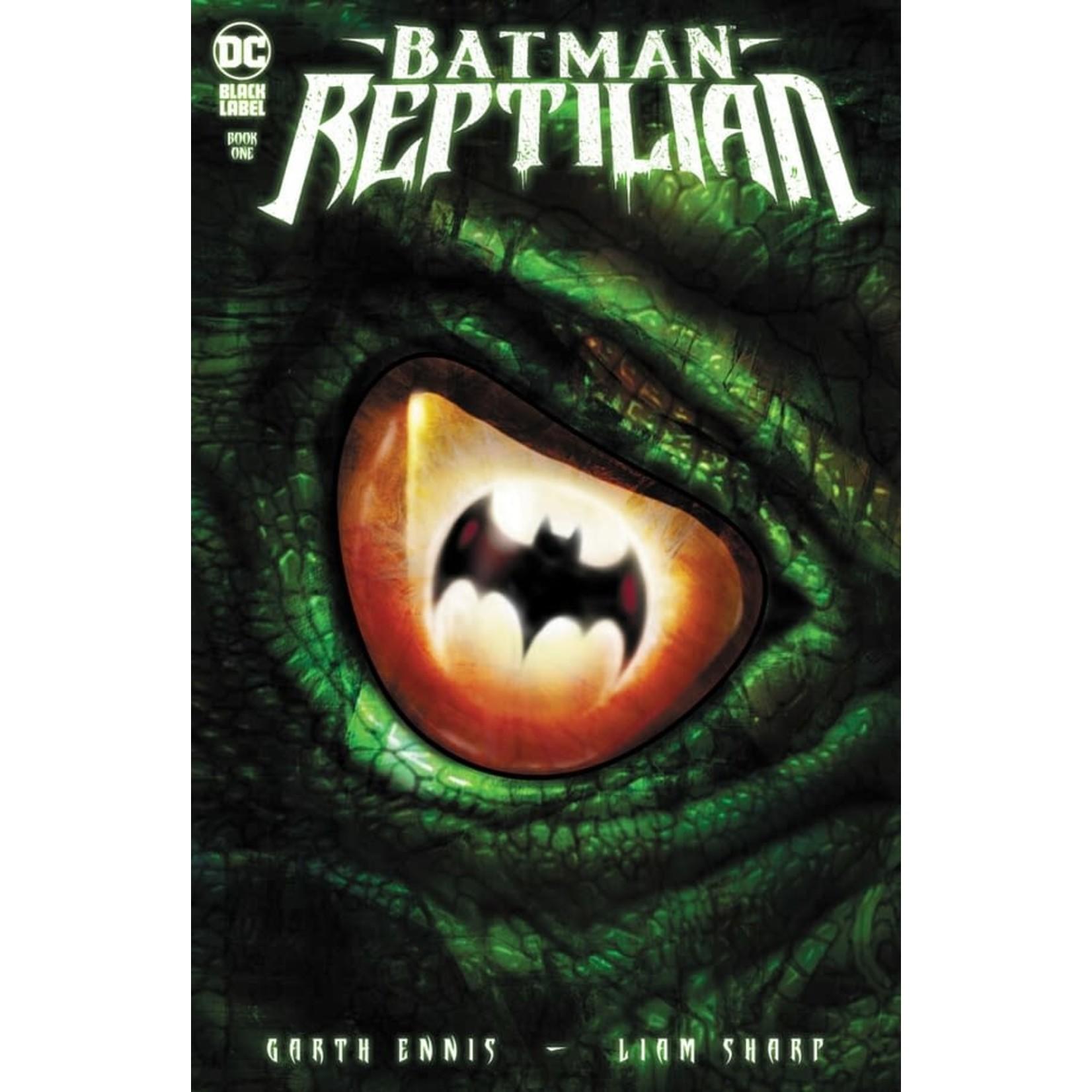 DC Comics Batman: Reptilian #1