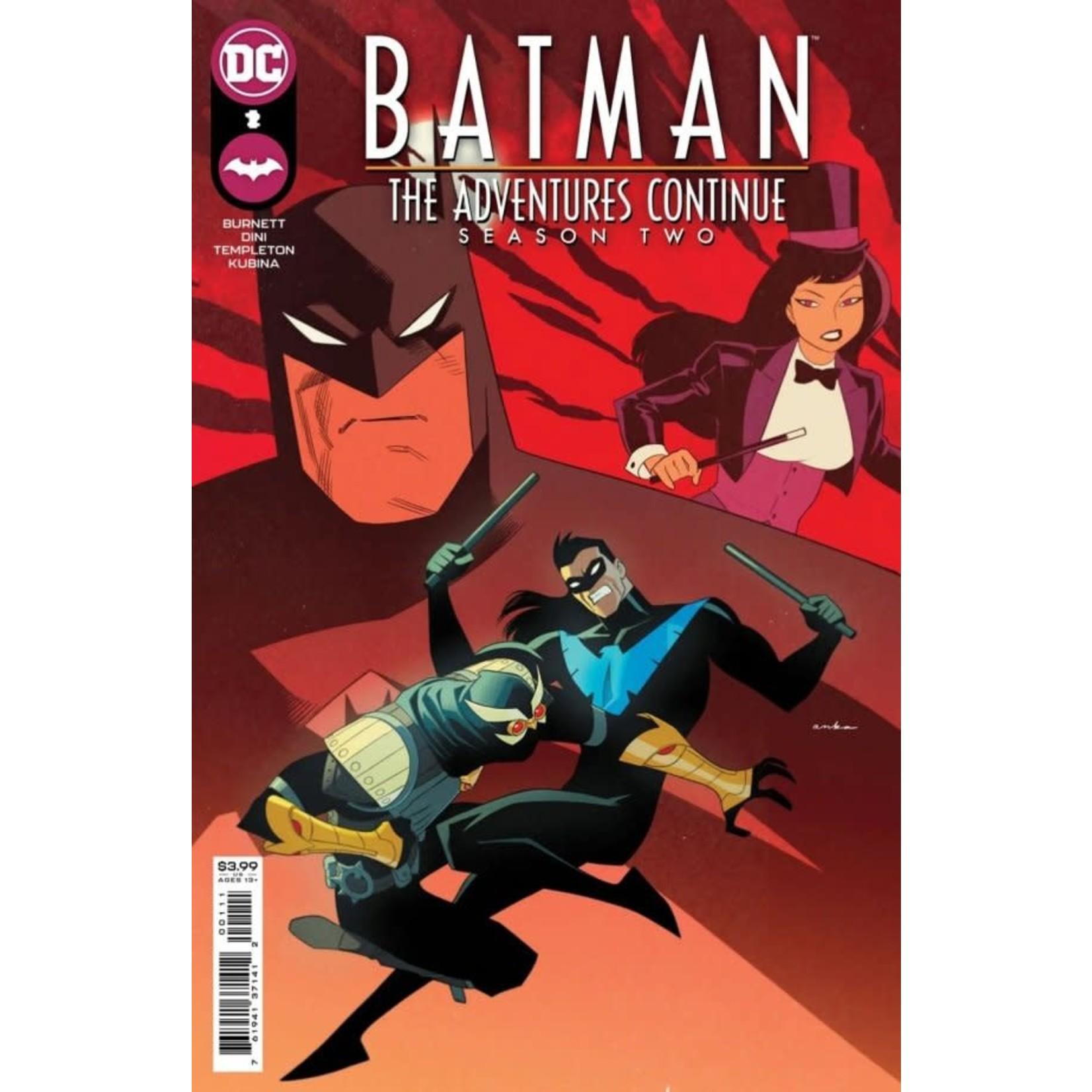 DC Comics Batman: The Adventures Continue Season Two #2