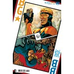 DC Comics Blue & Gold #1 Dave Johnson Card Stock Variant Cover