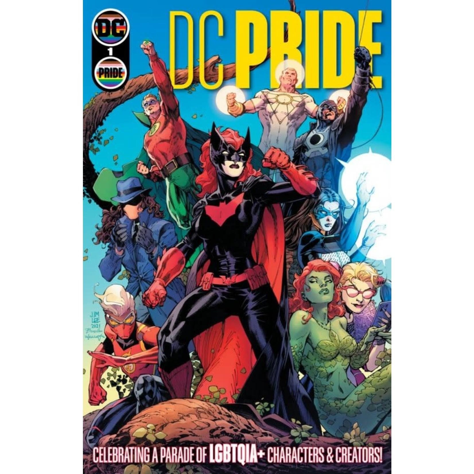 DC Comics DC Pride #1