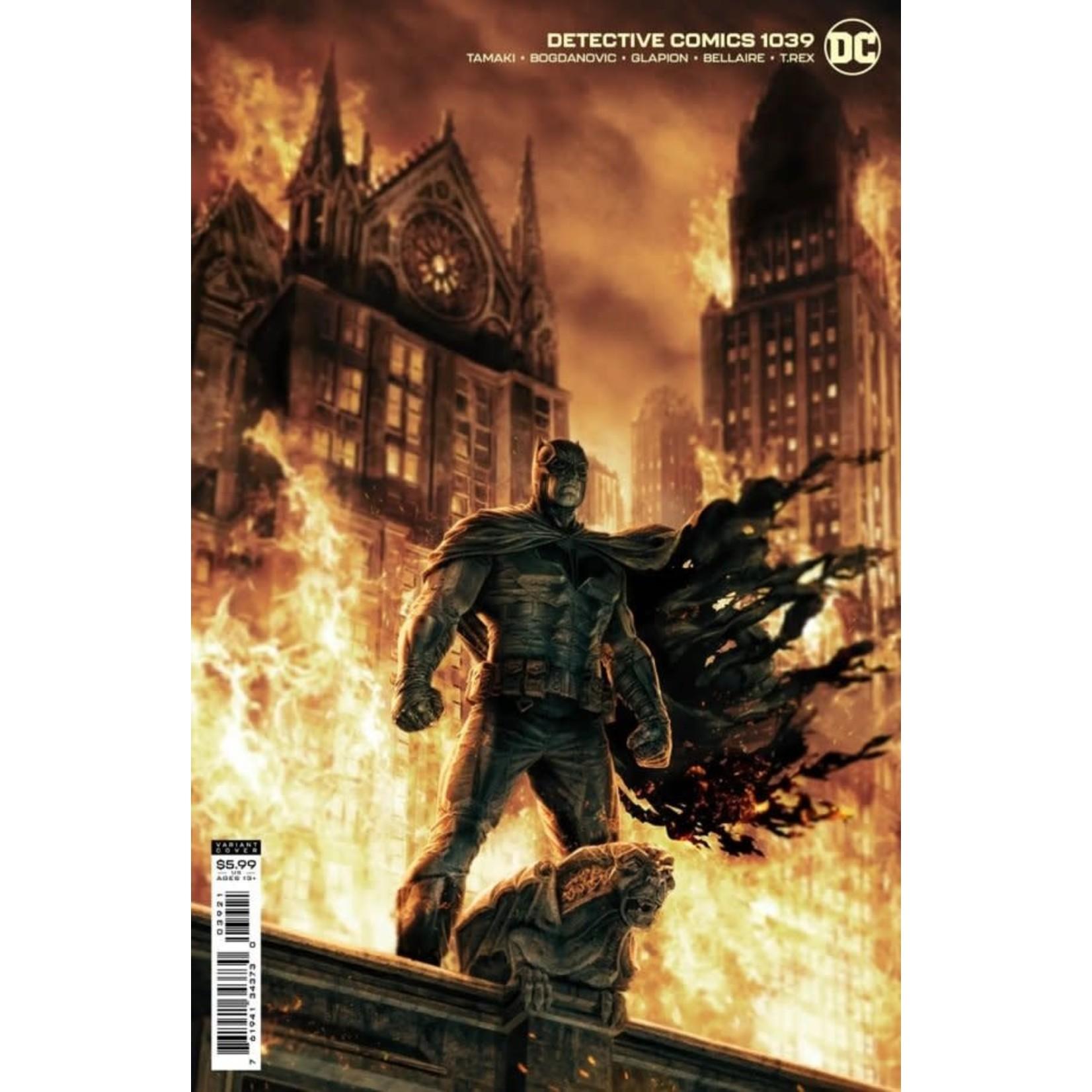 DC Comics detective comics #1039 Variant Cover