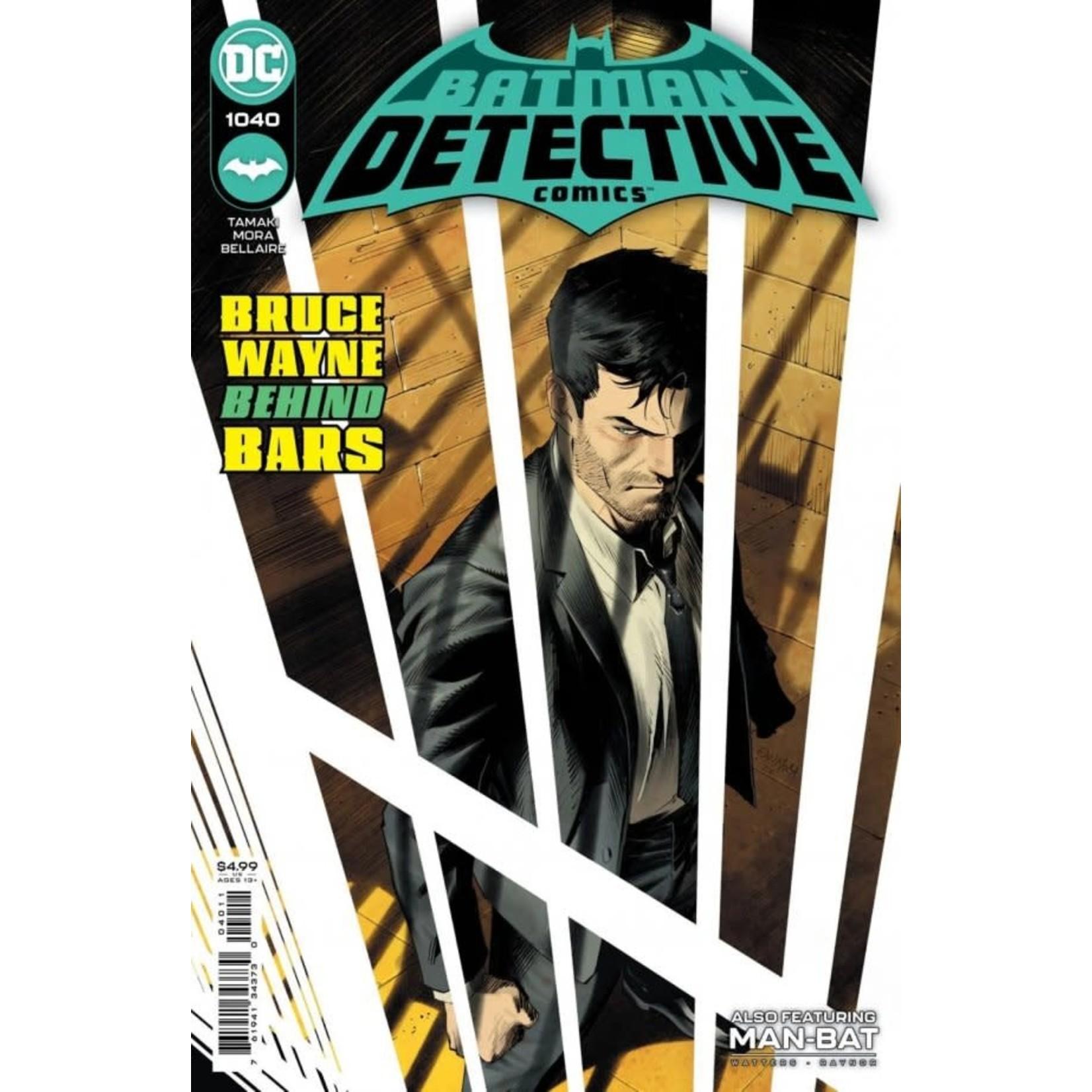 DC Comics Detective Comics #1040
