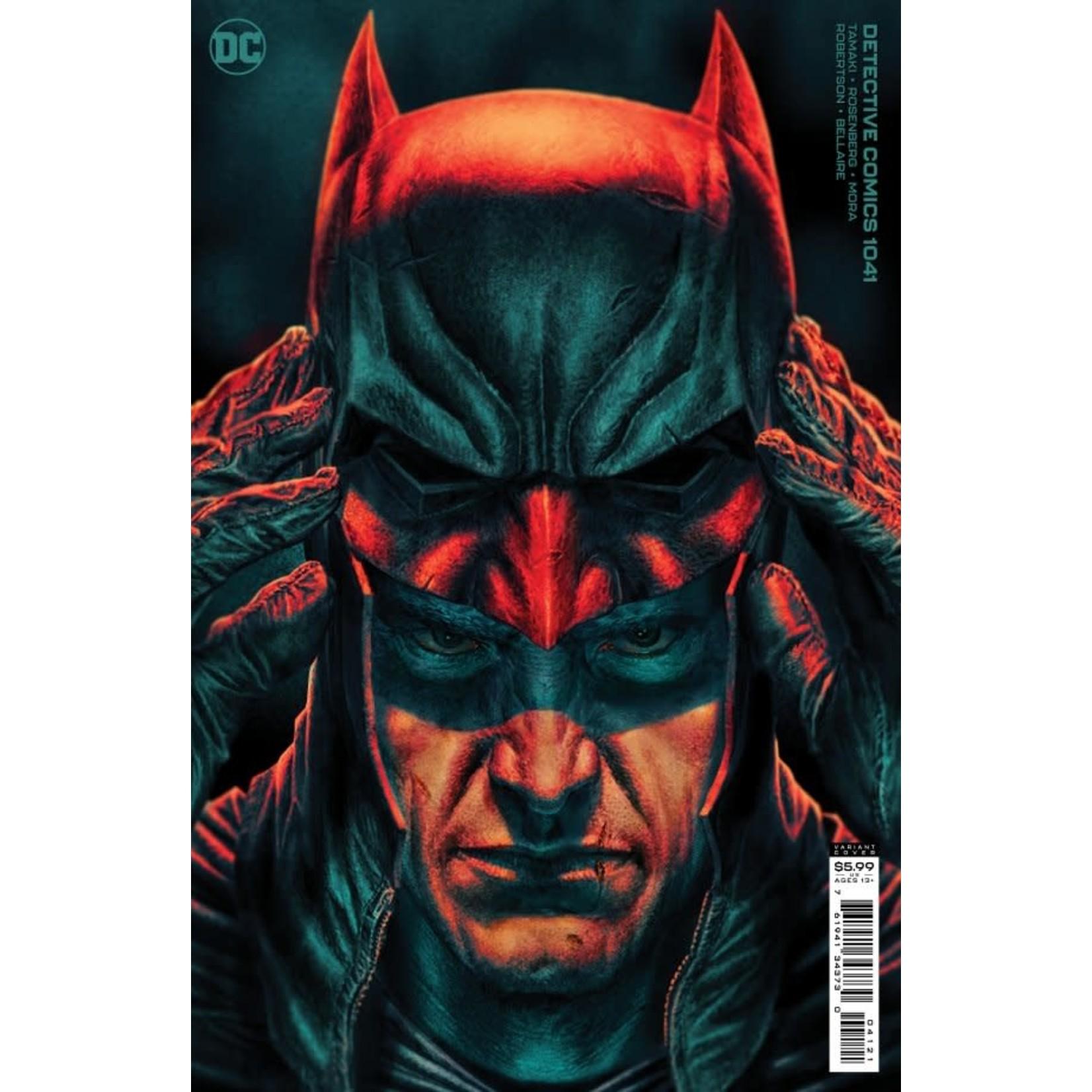 DC Comics Detective Comics #1041 Cover B Bermejo Variant