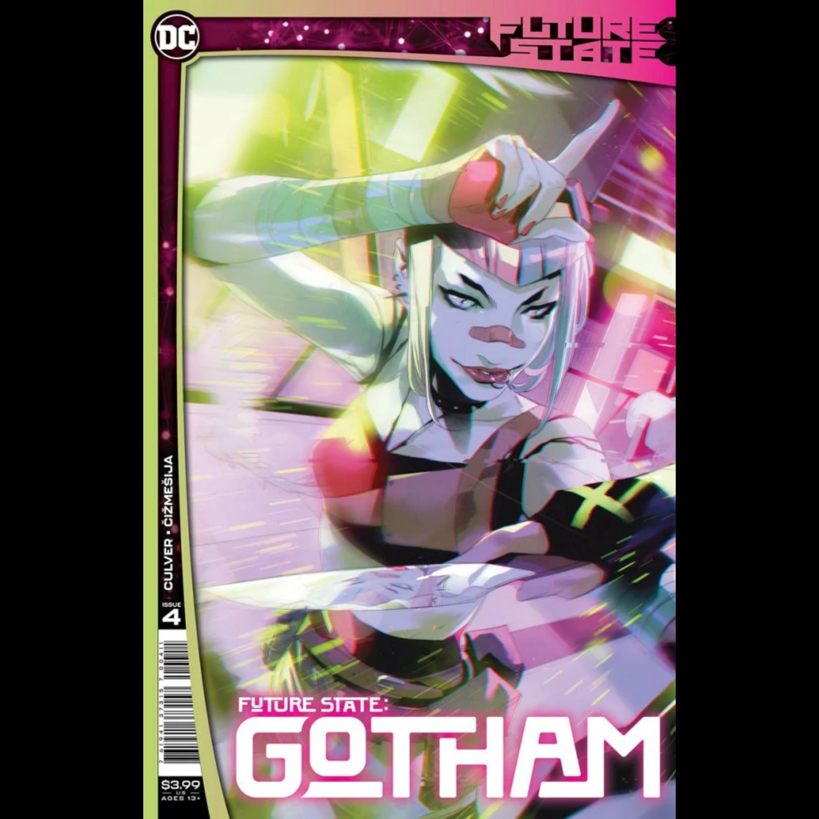 DC Comics Future State : Gotham #4