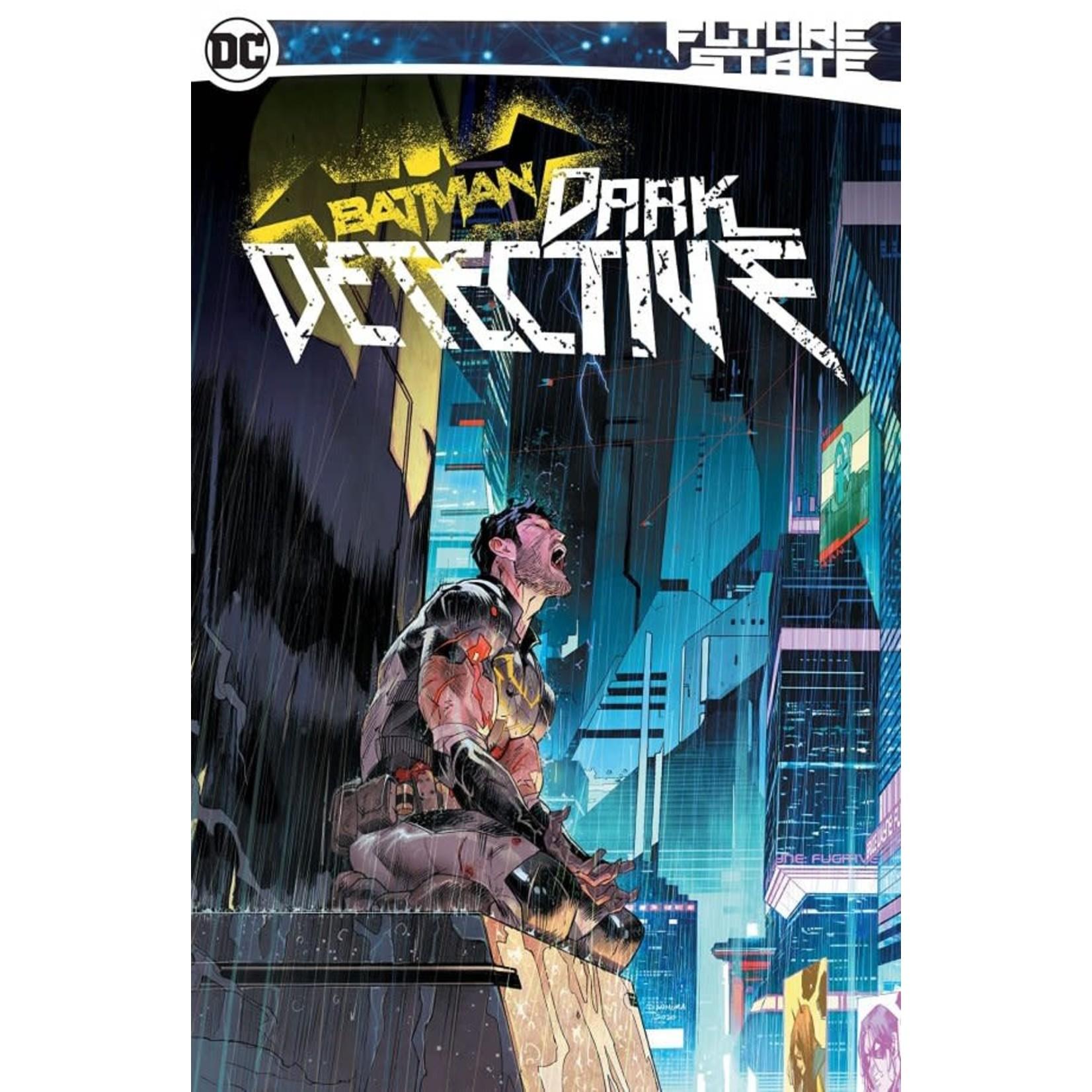 DC Comics Future State: Batman: Dark Detective TP