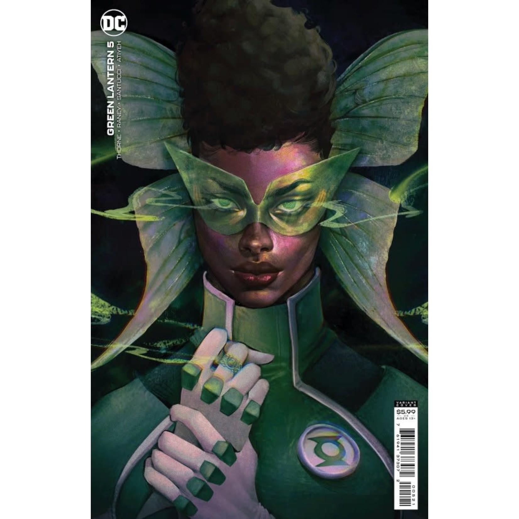 DC Comics GREEN LANTERN #5 CVR B