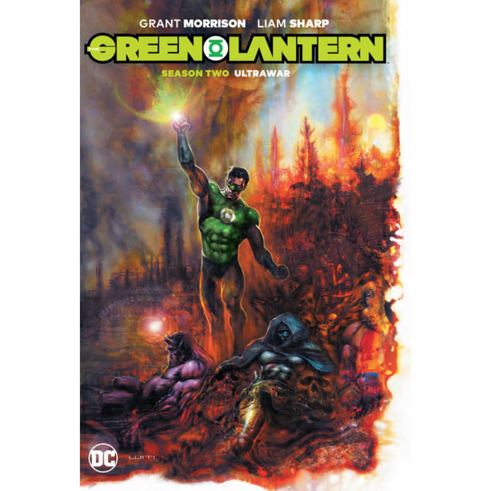 DC Comics Green Lantern Season 2 vol. 2