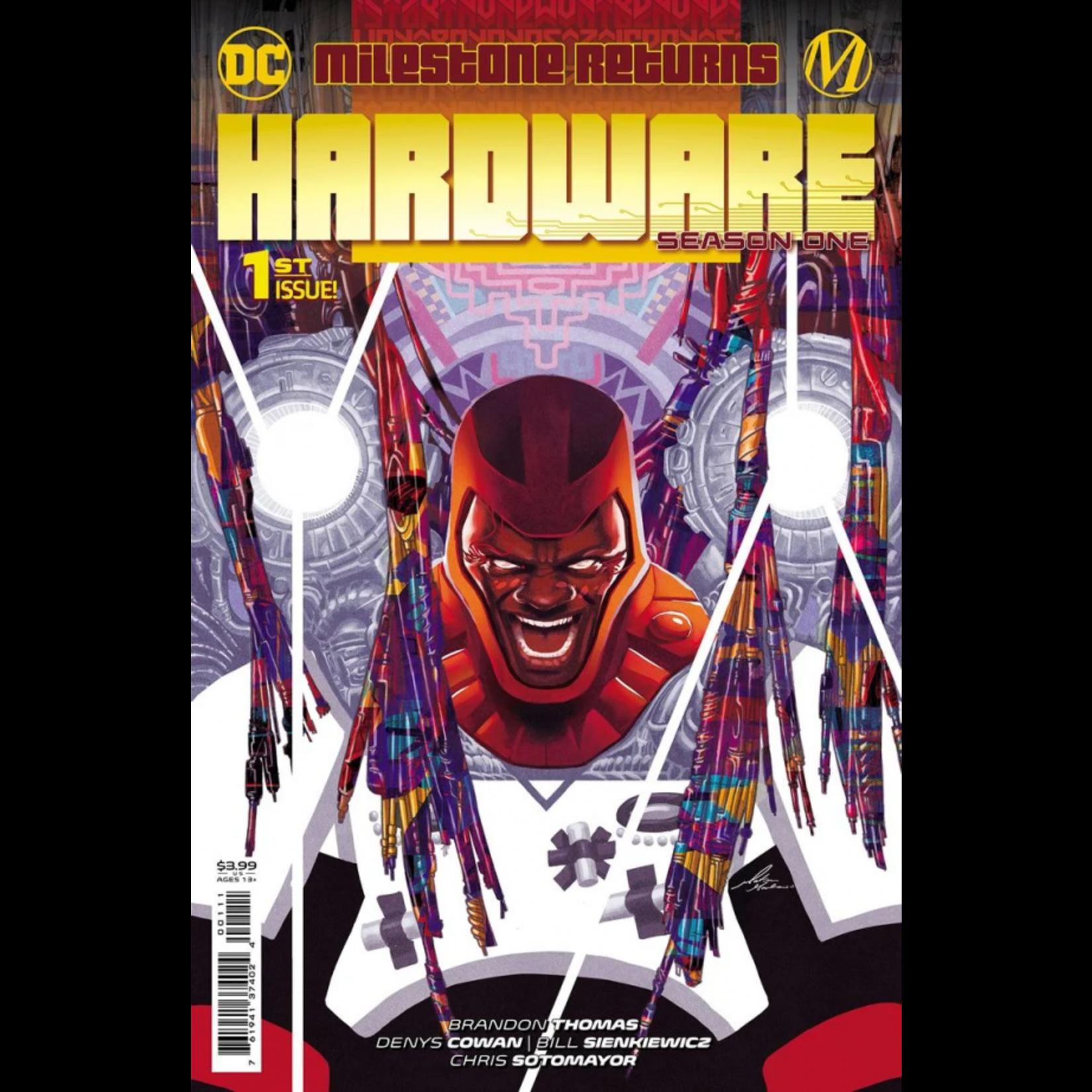 DC Comics Hardware Season one #1