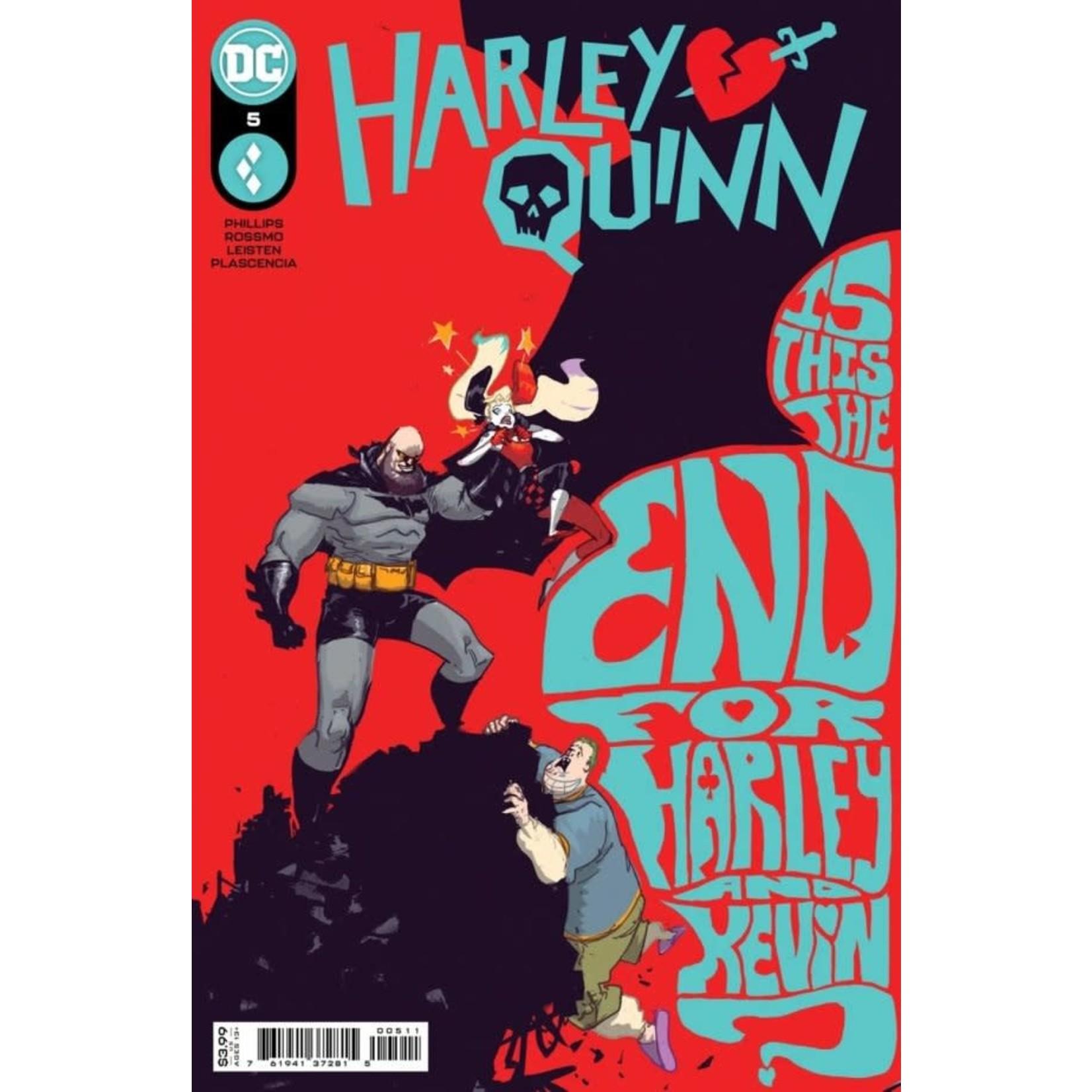 DC Comics Harley Quinn #5