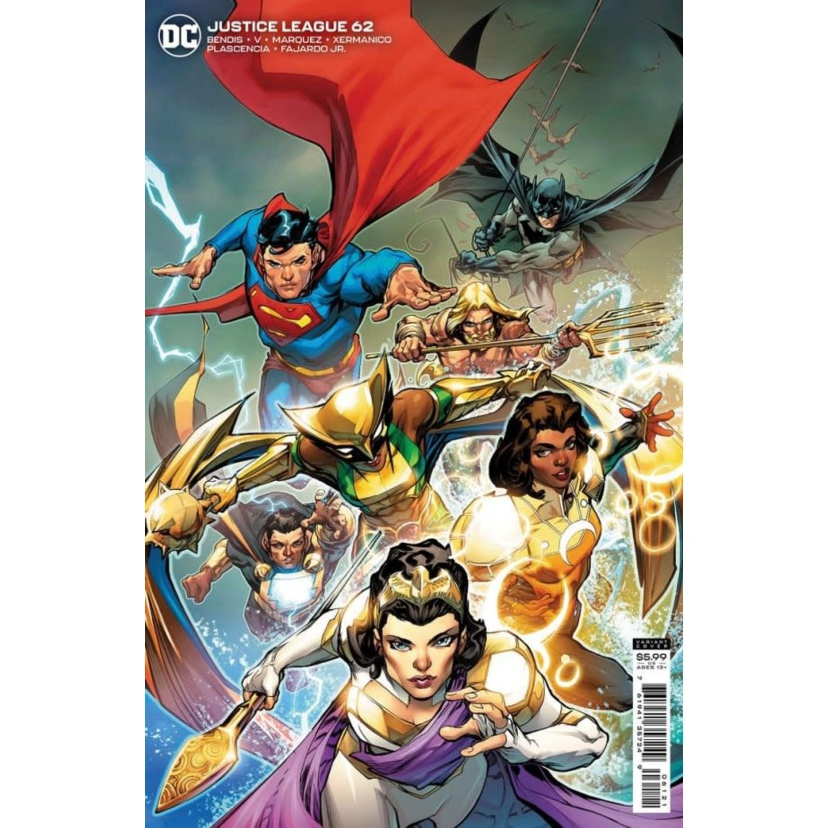 DC Comics JUSTICE LEAGUE #62 CVR B HOWARD PORTER