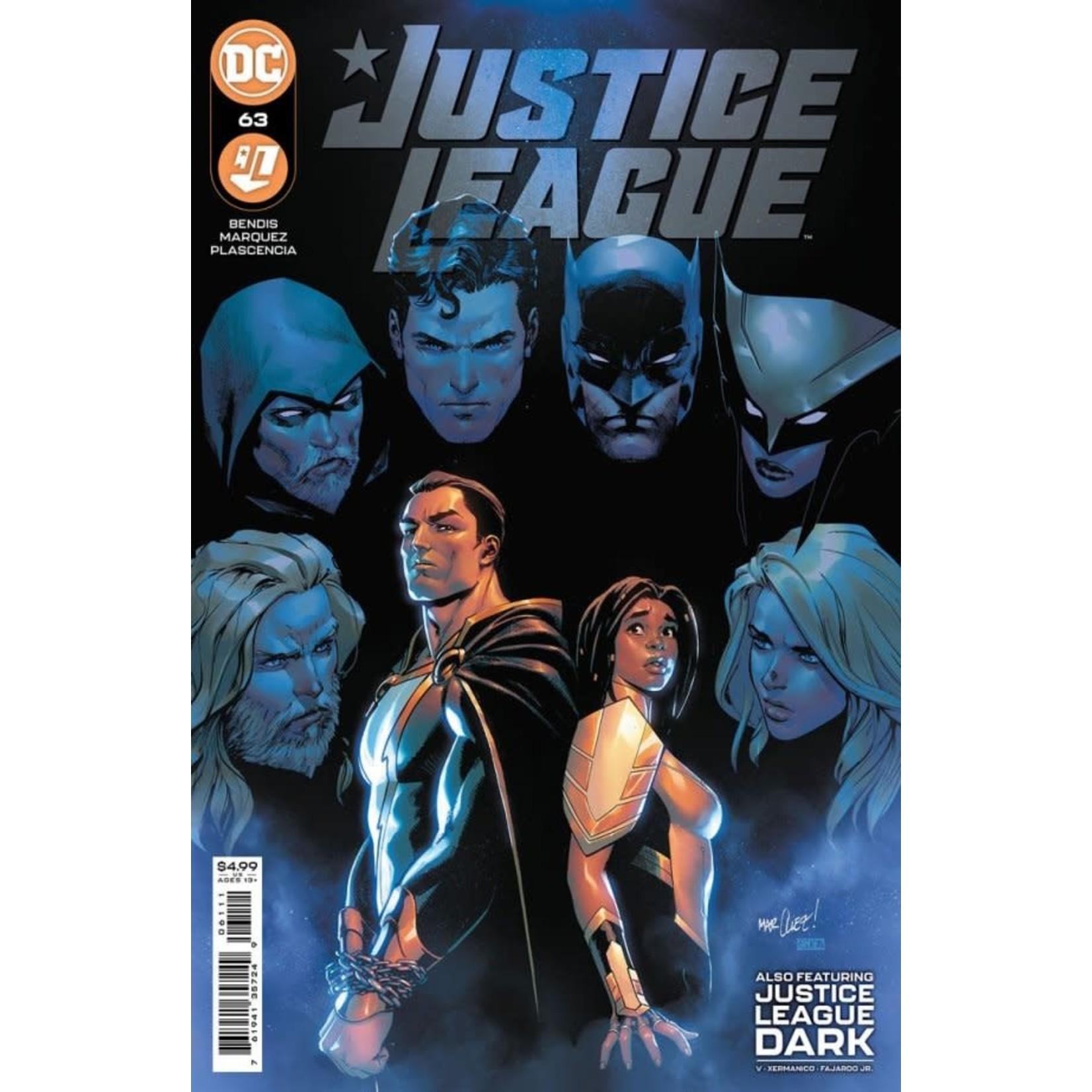 DC Comics Justice League #63