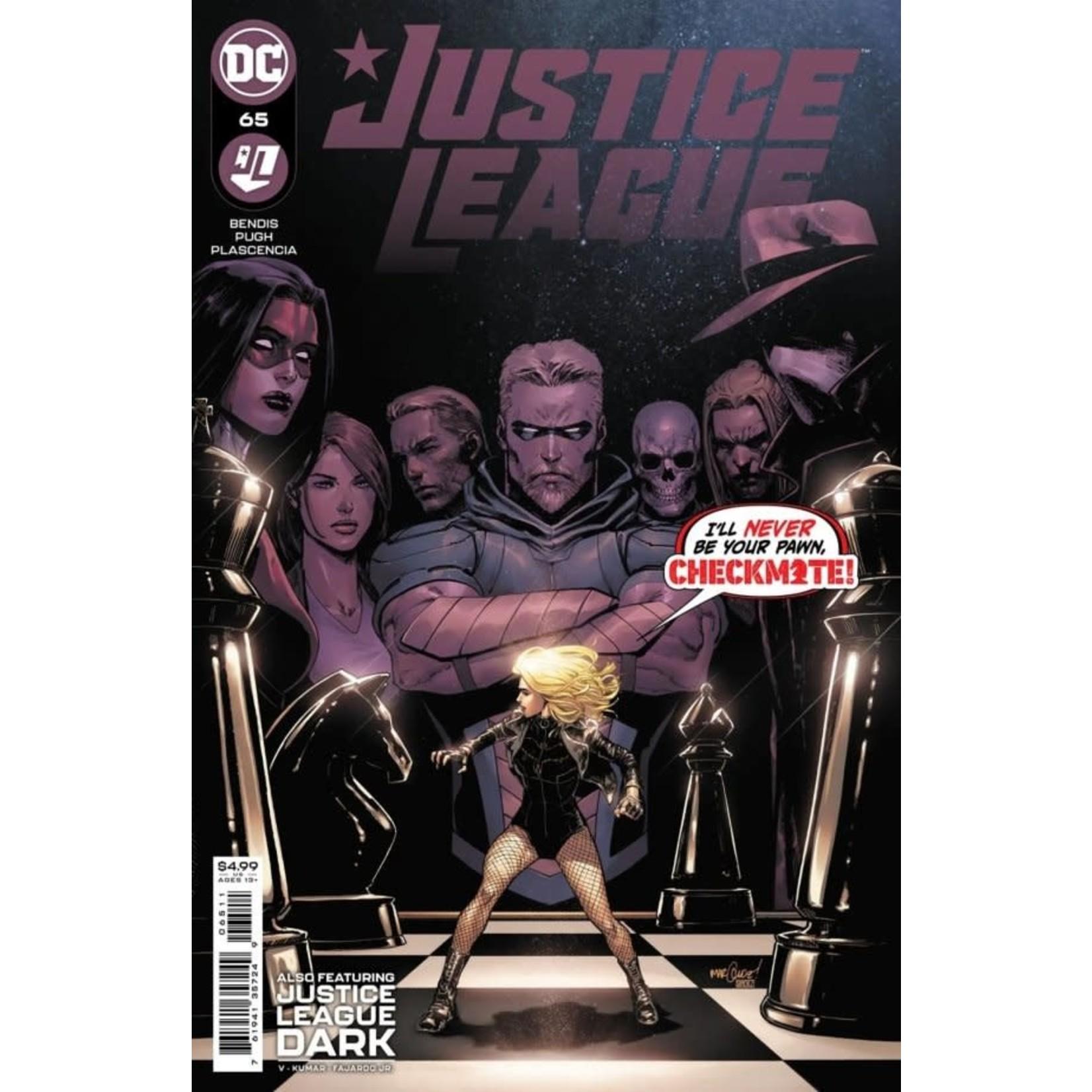 DC Comics Justice League #65