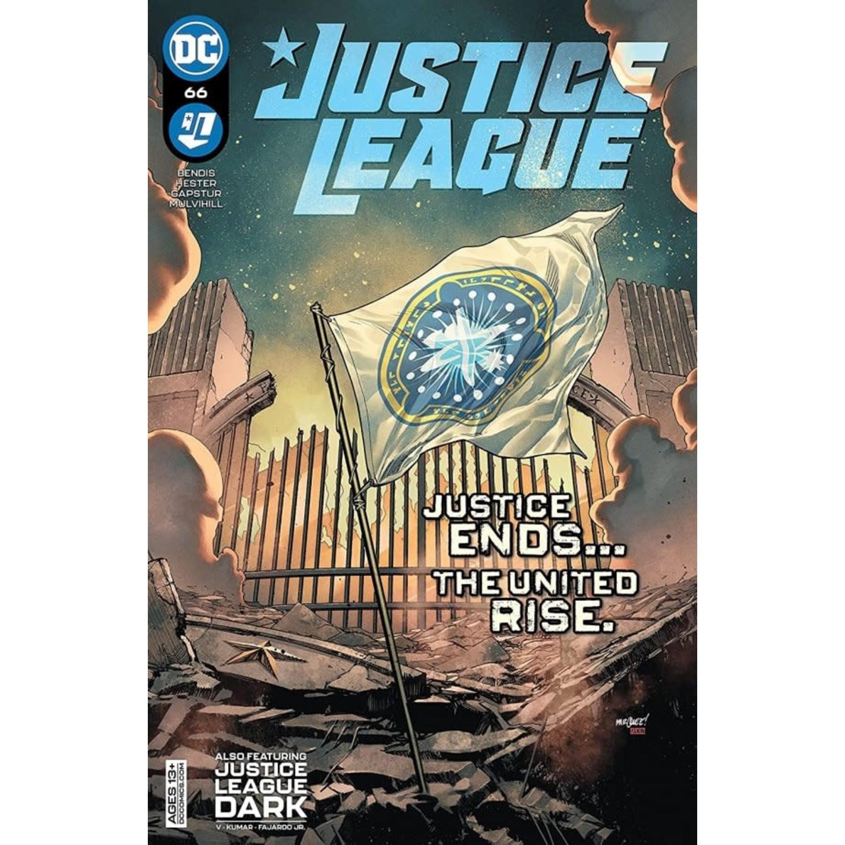 DC Comics Justice League #66
