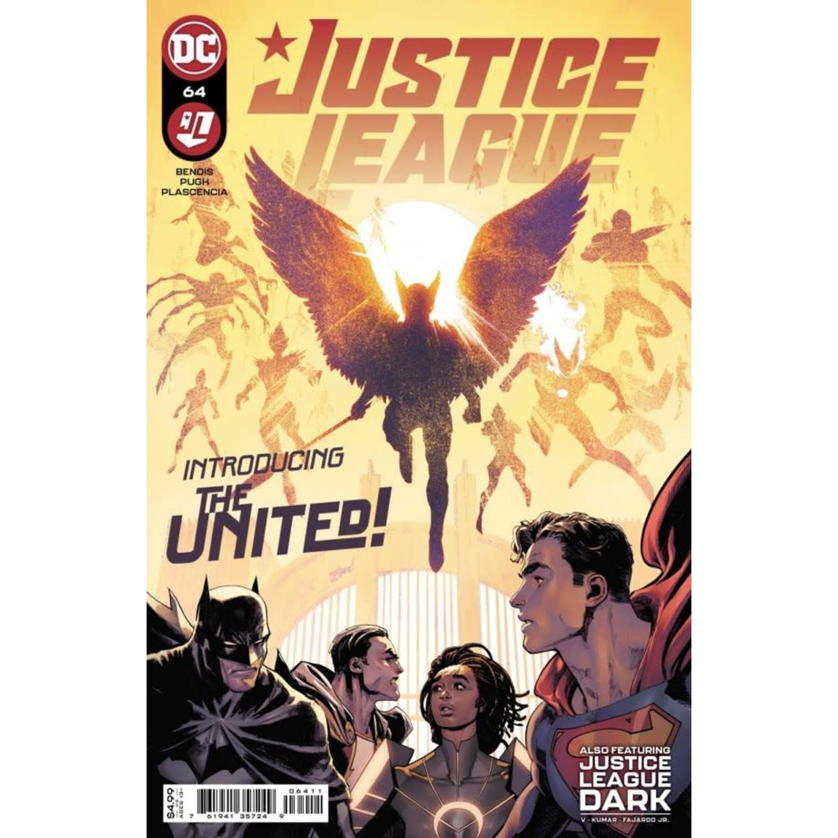 DC Comics Justice League #64