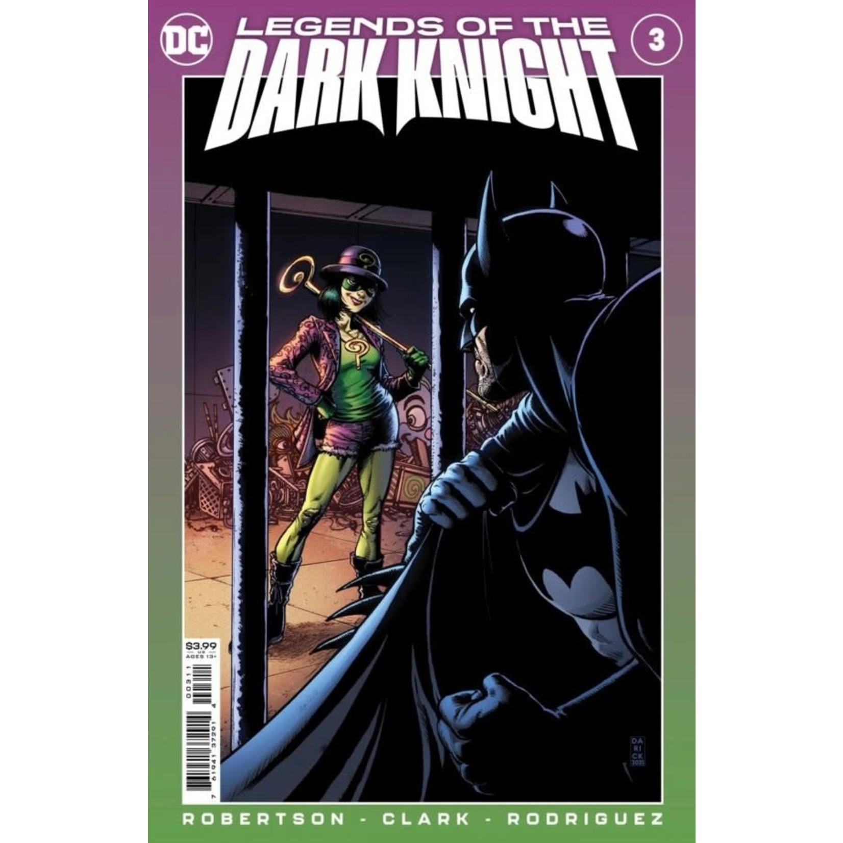 DC Comics Legends of the dark Knight #3