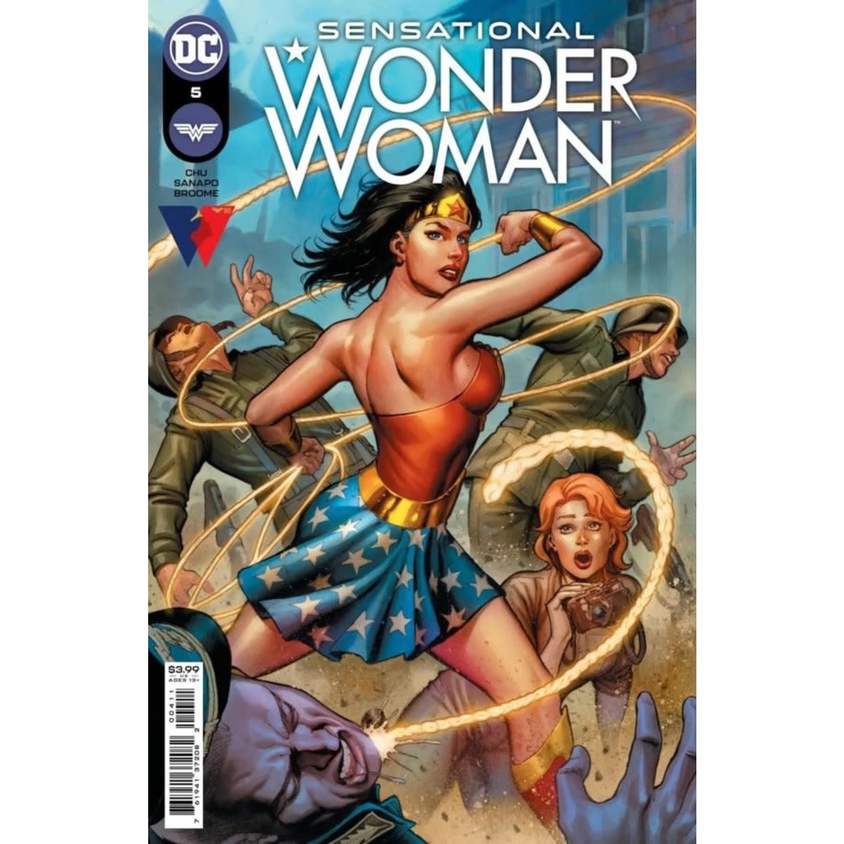 DC Comics Sensational Wonder Woman #5