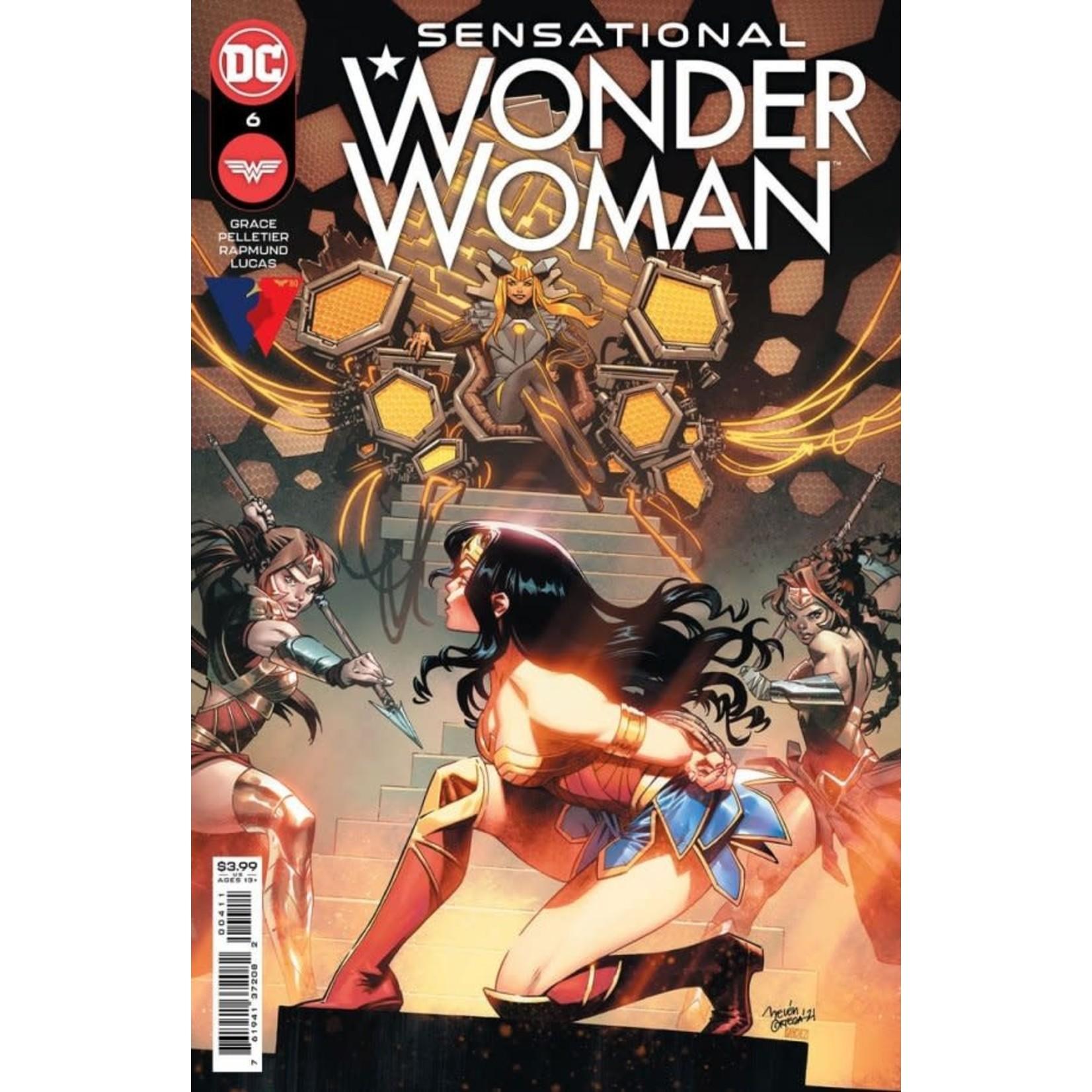 DC Comics Sensational Wonder Woman #6