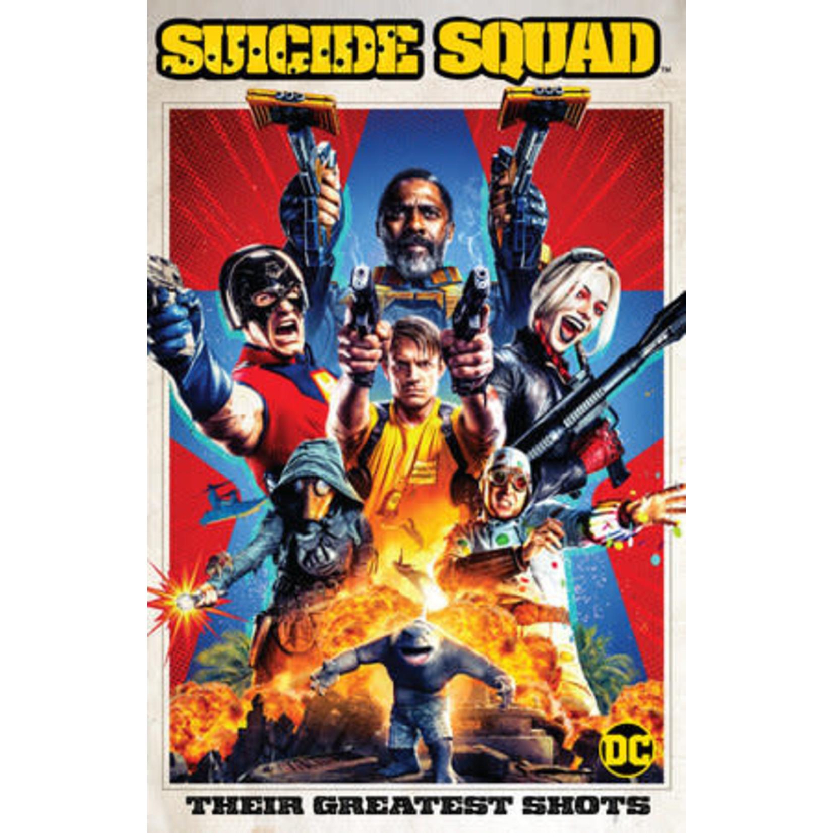 DC Comics Suicide Squad: Their Greatest Shots