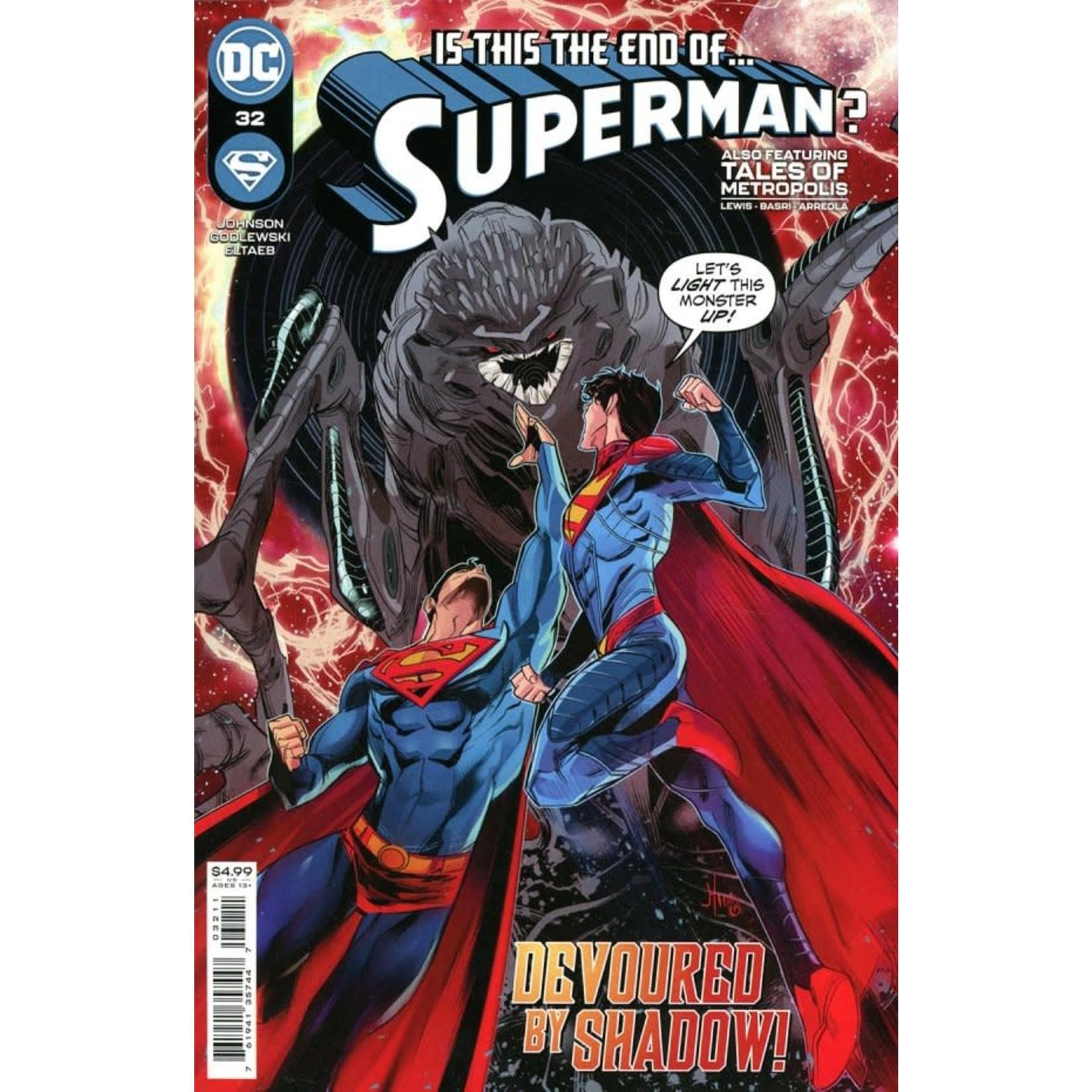 DC Comics Superman #32