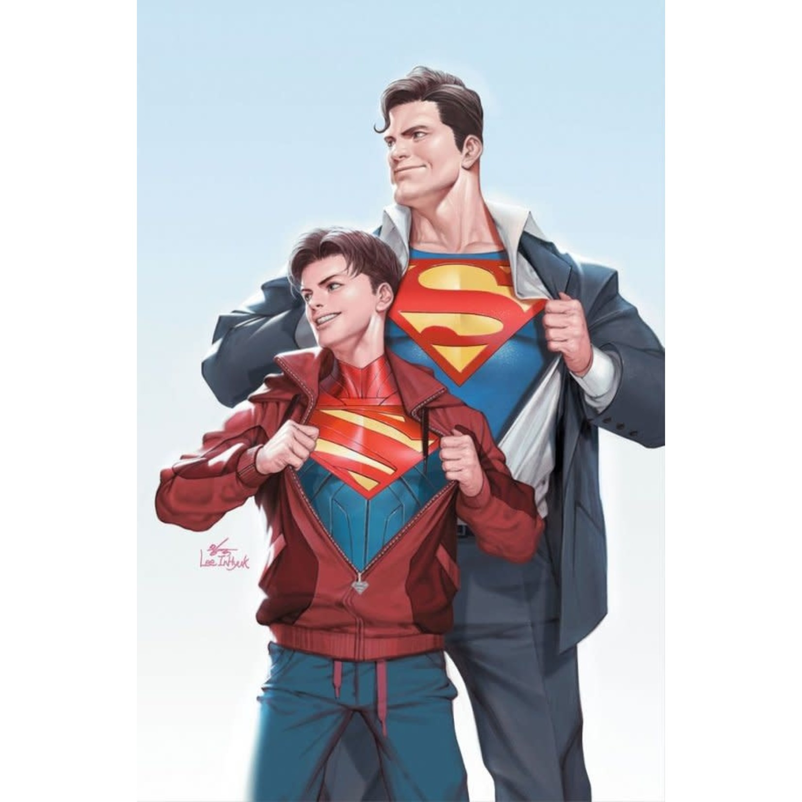 DC Comics Superman #32 Inhyuk Lee Variant