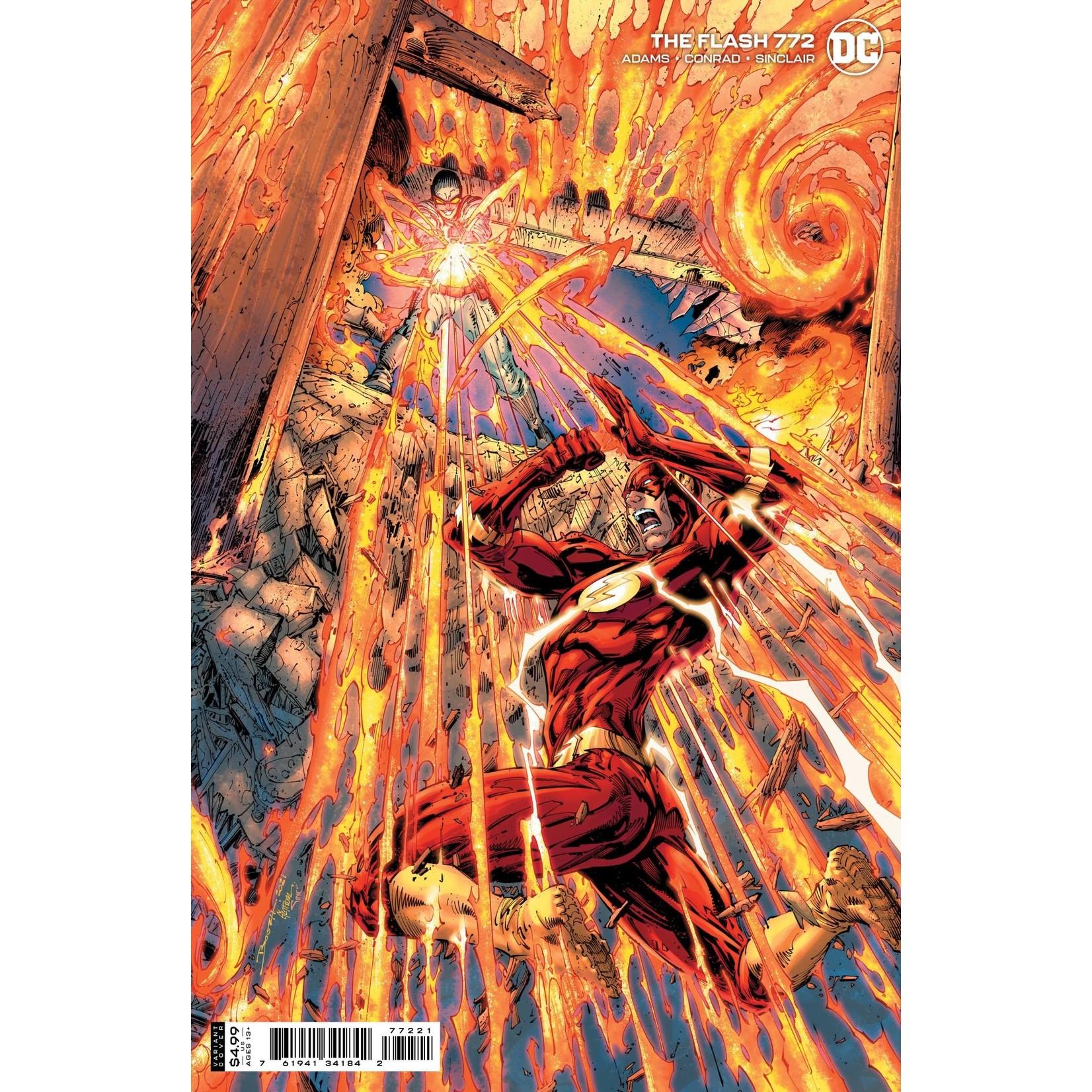 DC Comics The Flash #772 var