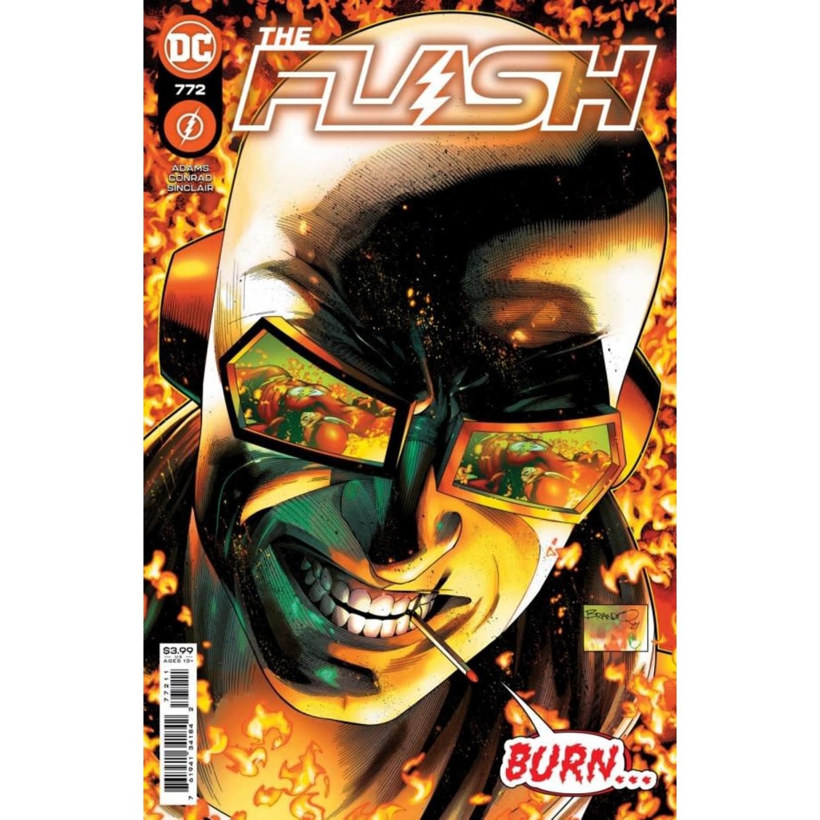 DC Comics The FLASH #772