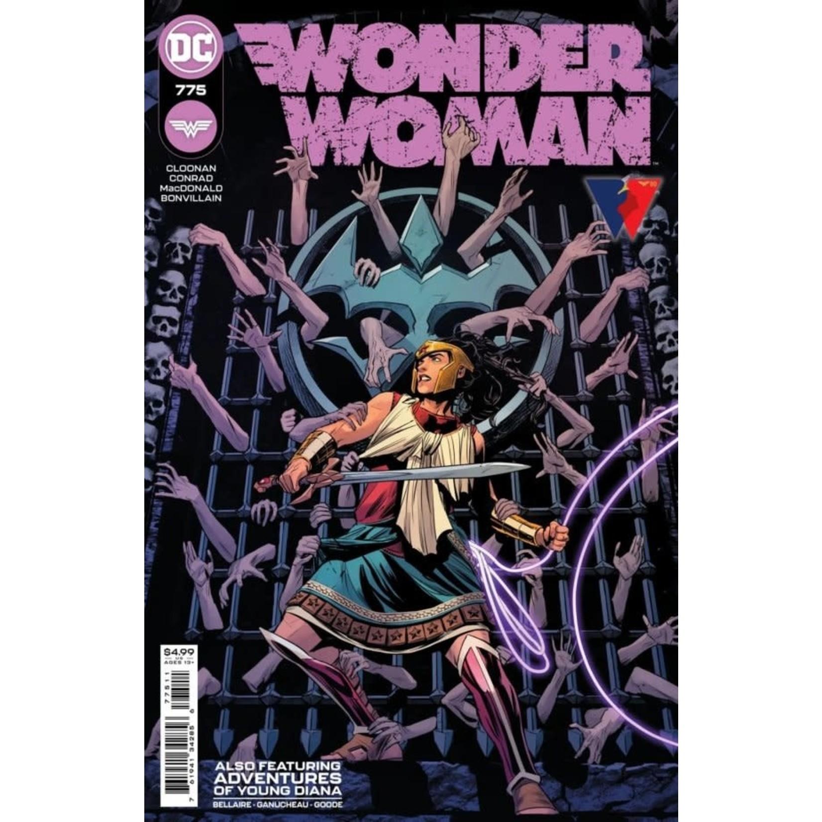 DC Comics Woman Woman #775