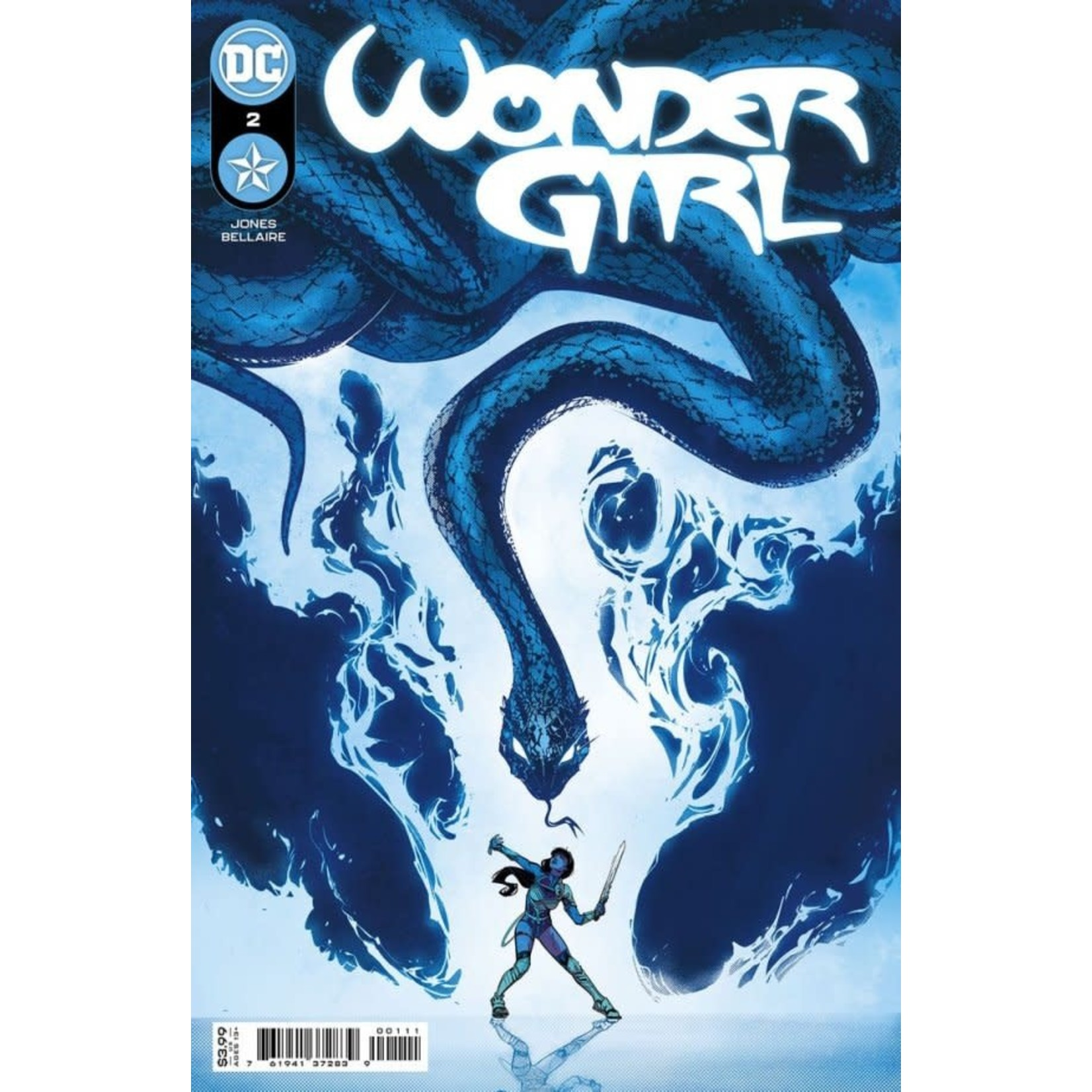 DC Comics Wonder Girl #2